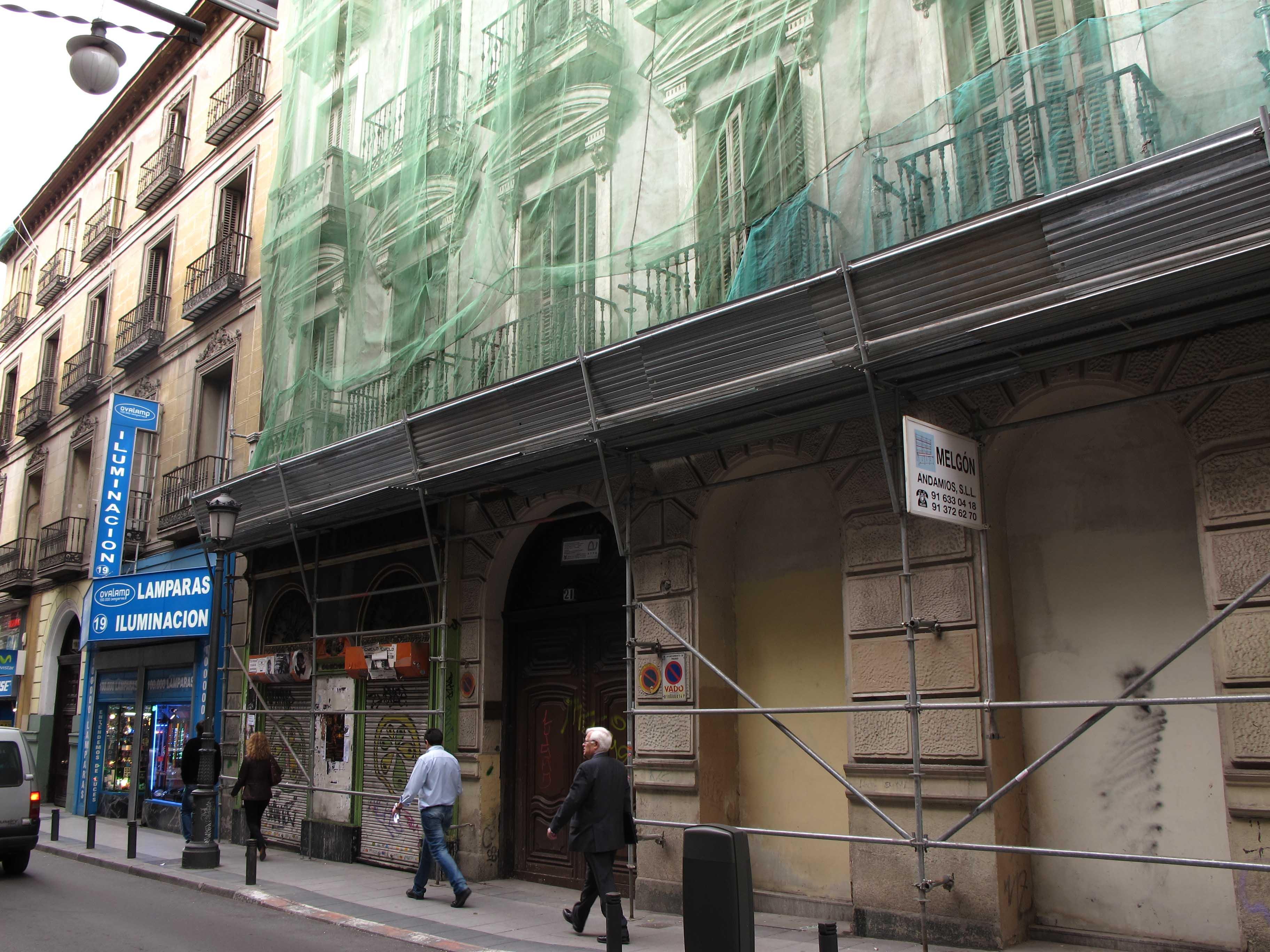 Nuevo hotel junto a prado recoletos ayuntamiento de madrid for Hoteles en la calle prado de madrid