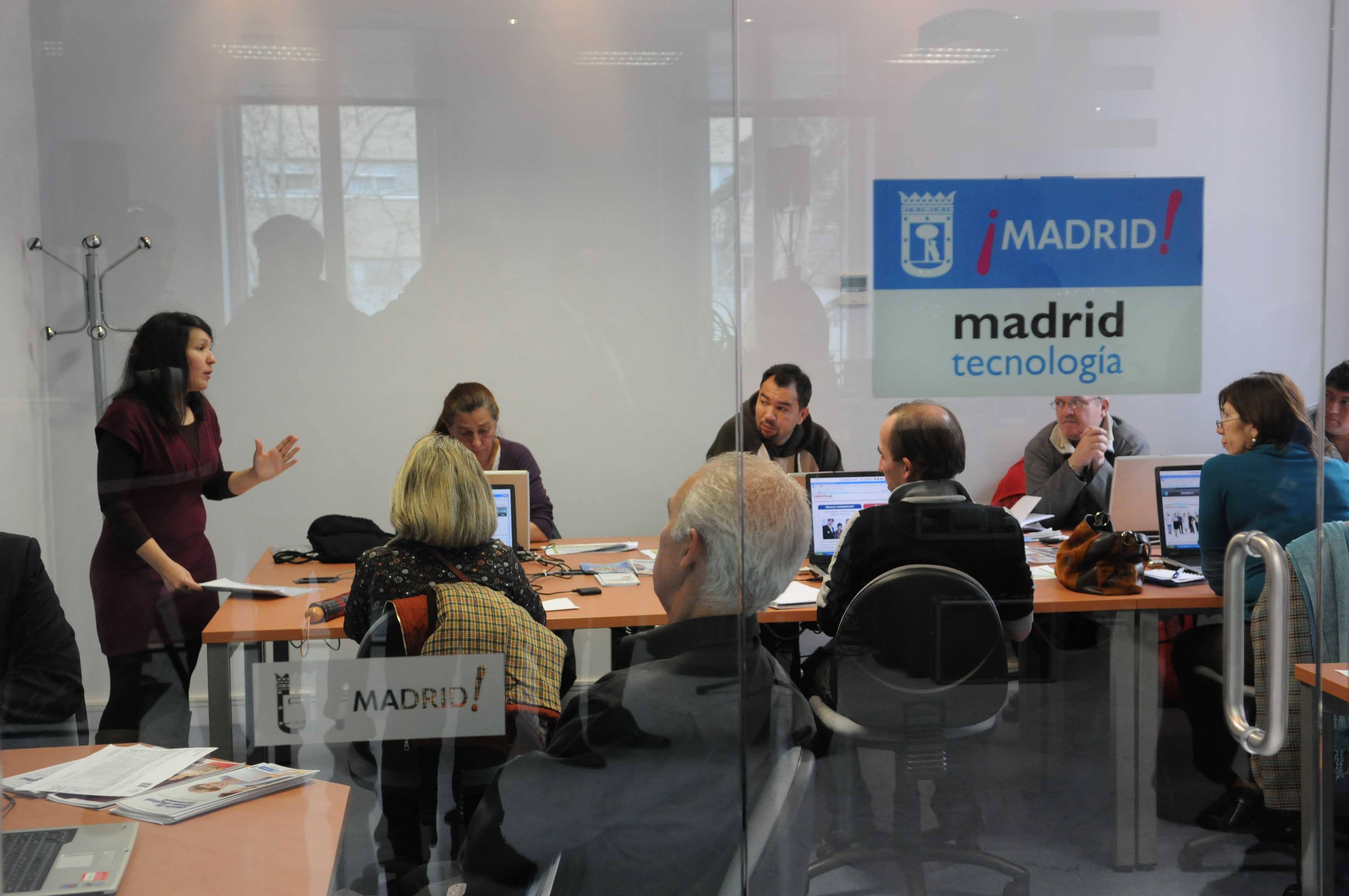 Nuevos cursos gratuitos de la agencia para el empleo for Agencia de empleo madrid