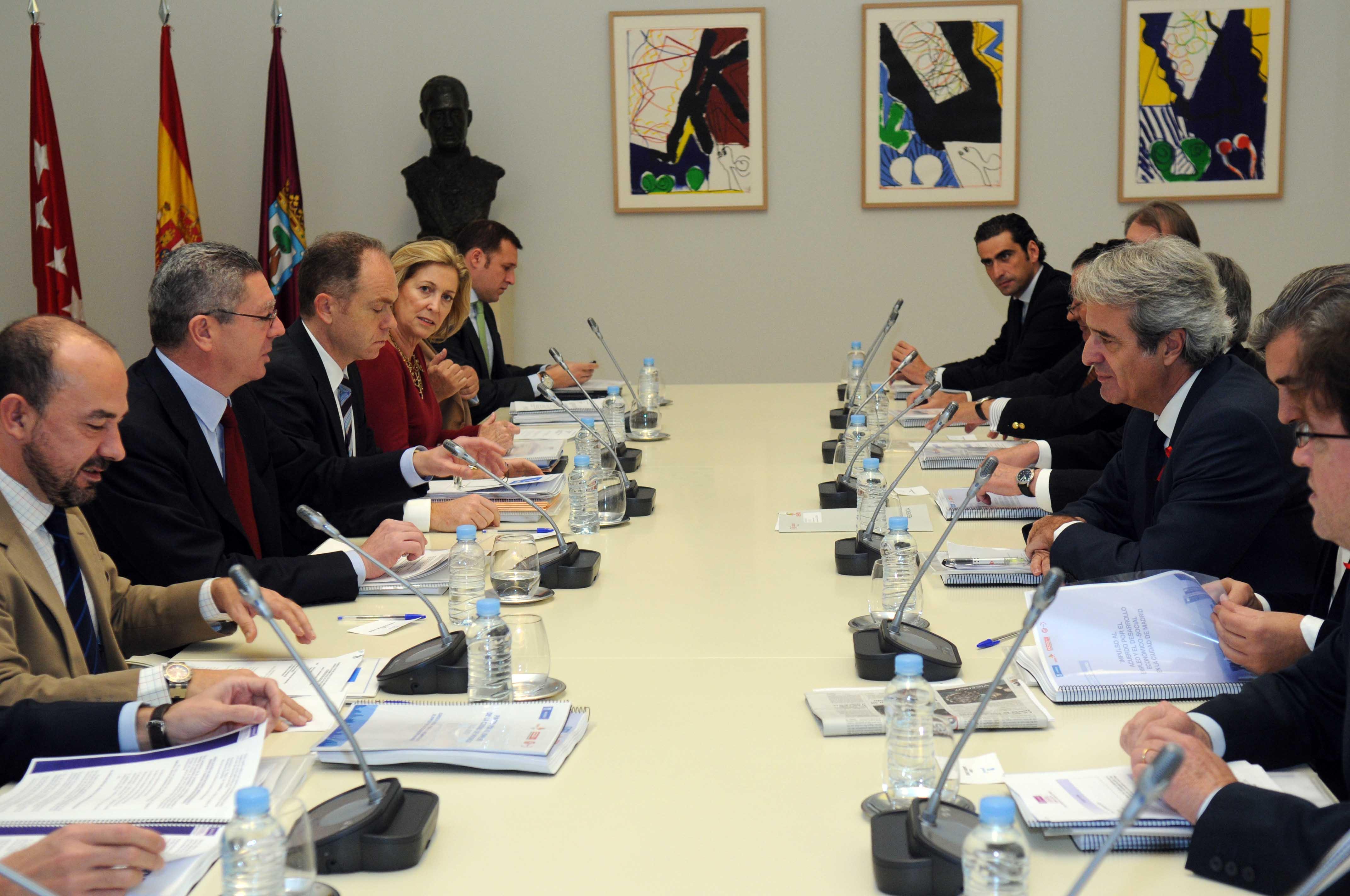 Pacto para el empleo ayuntamiento de madrid for Portal empleo madrid