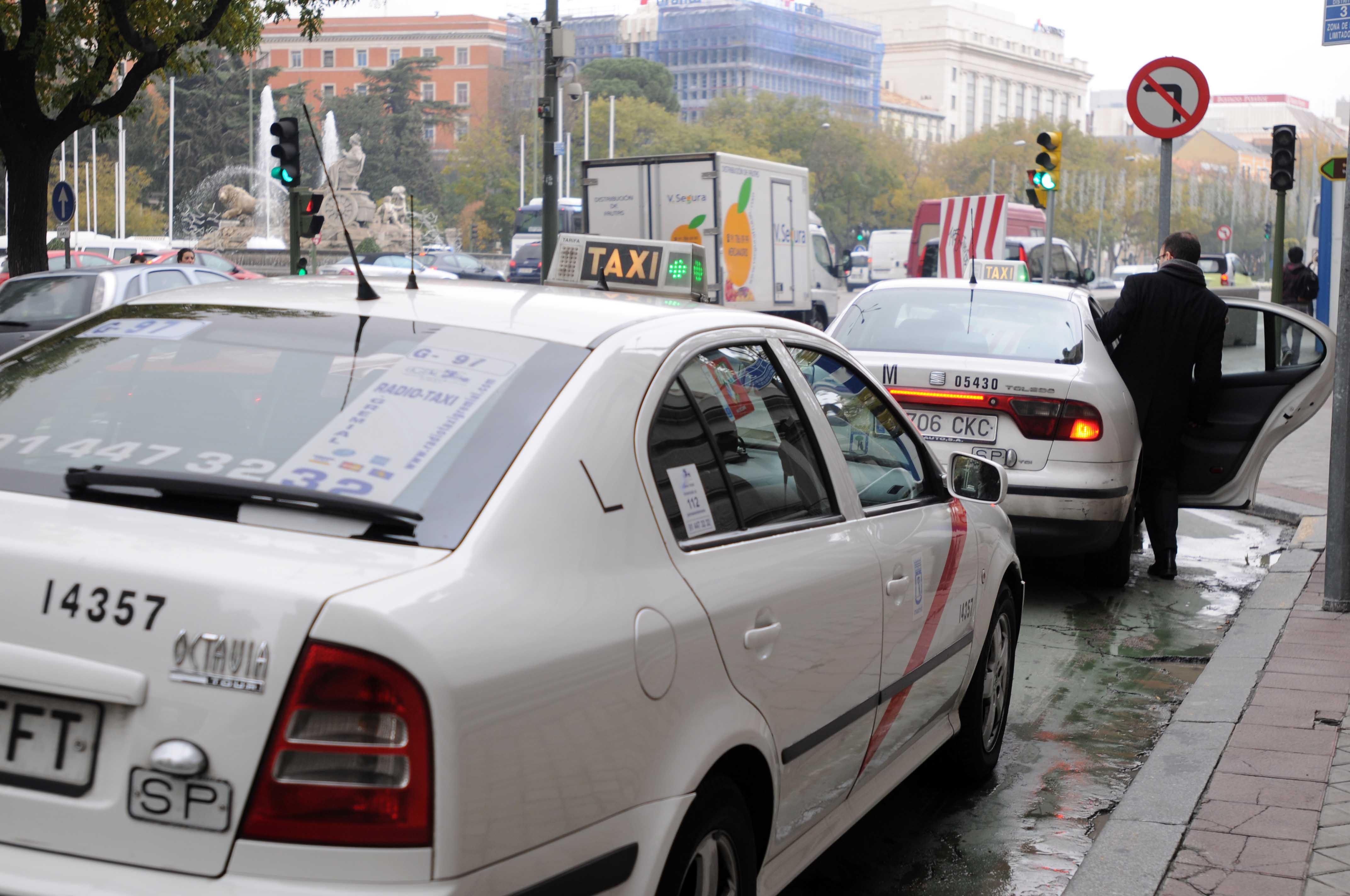 los taxis suben por debajo del ipc ayuntamiento de madrid