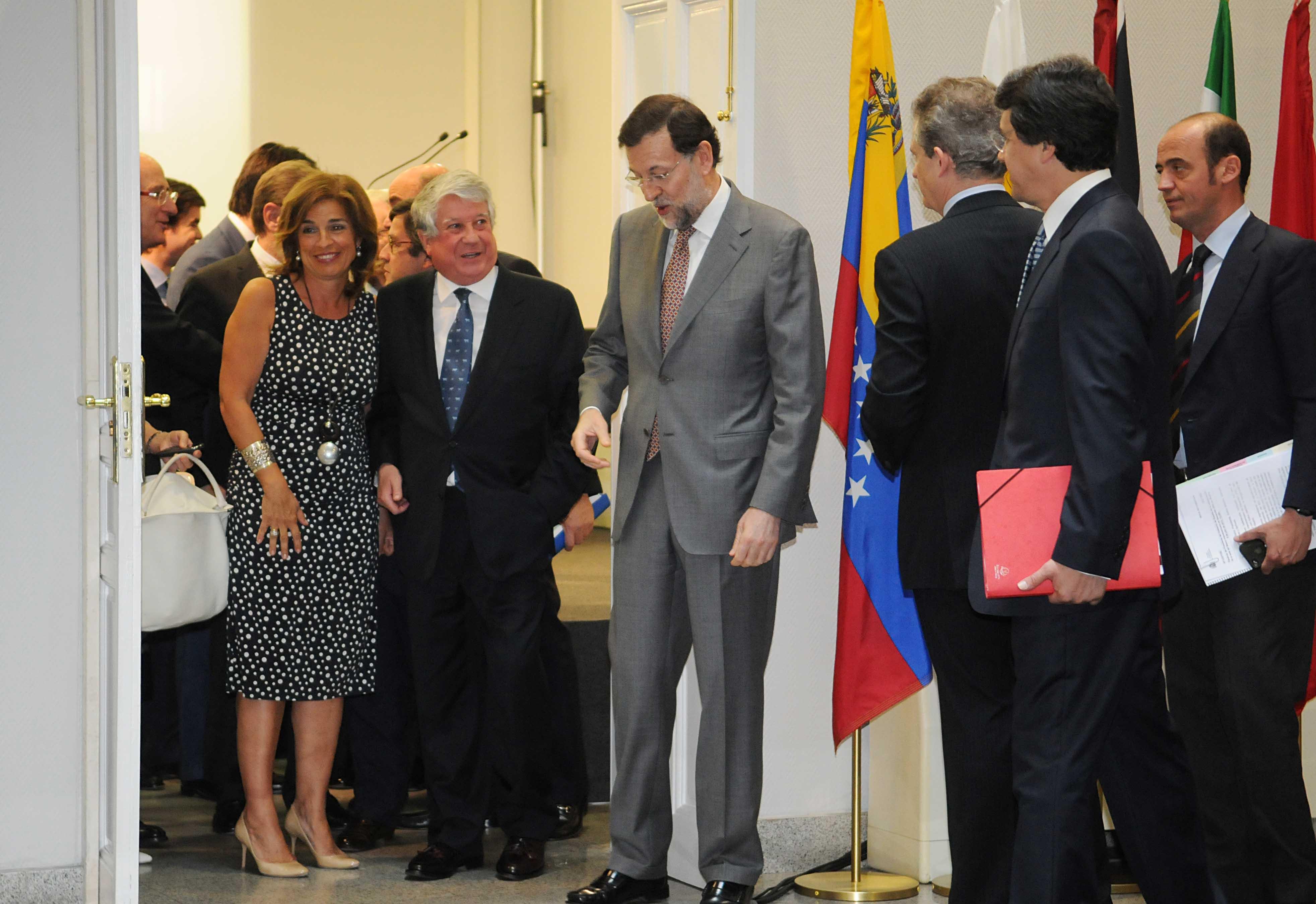 El bid estrena sede en madrid ayuntamiento de madrid for Oficinas banco santander alicante capital