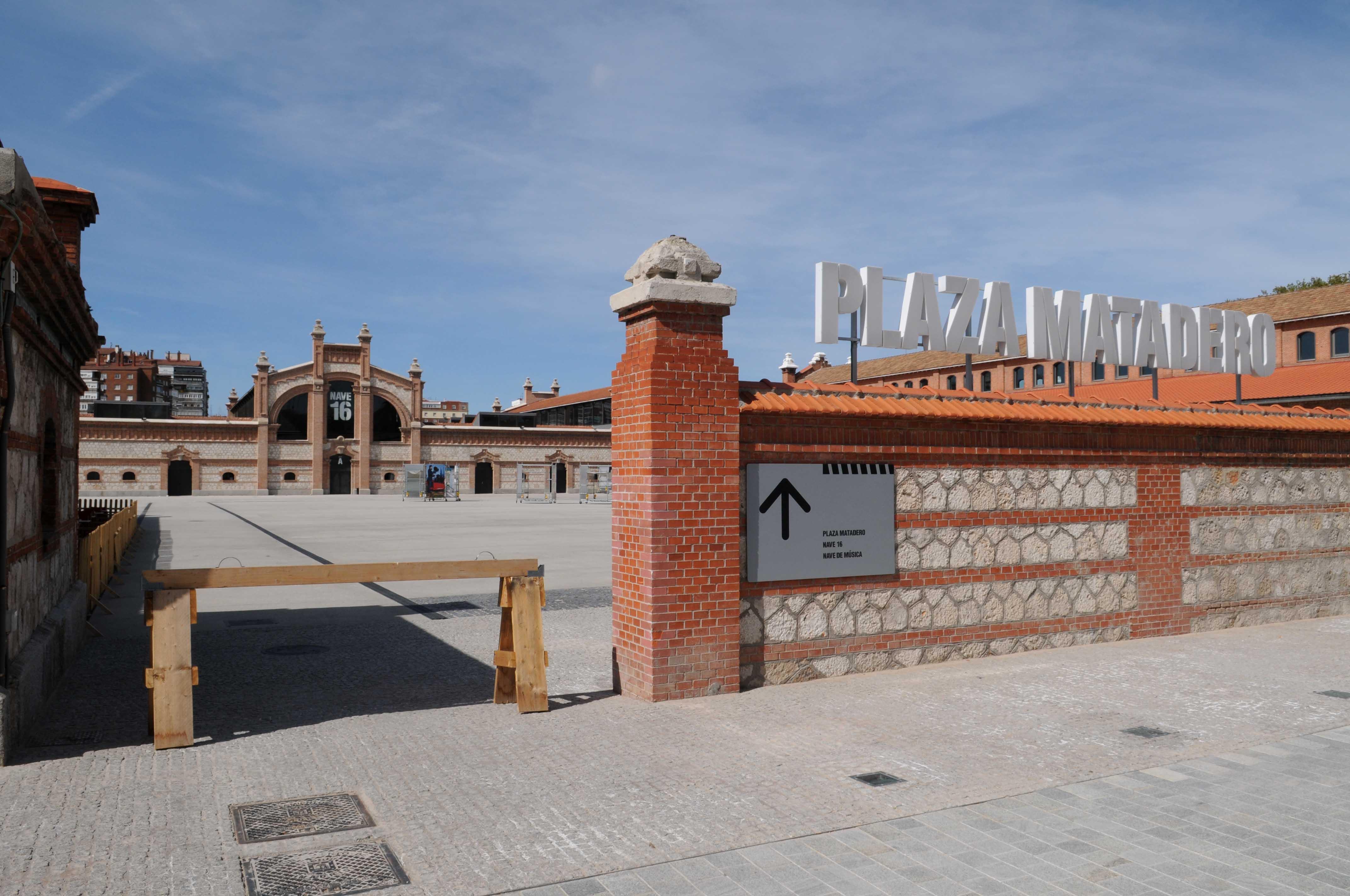 Matadero Madrid Premio Fad De Arquitectura 2012