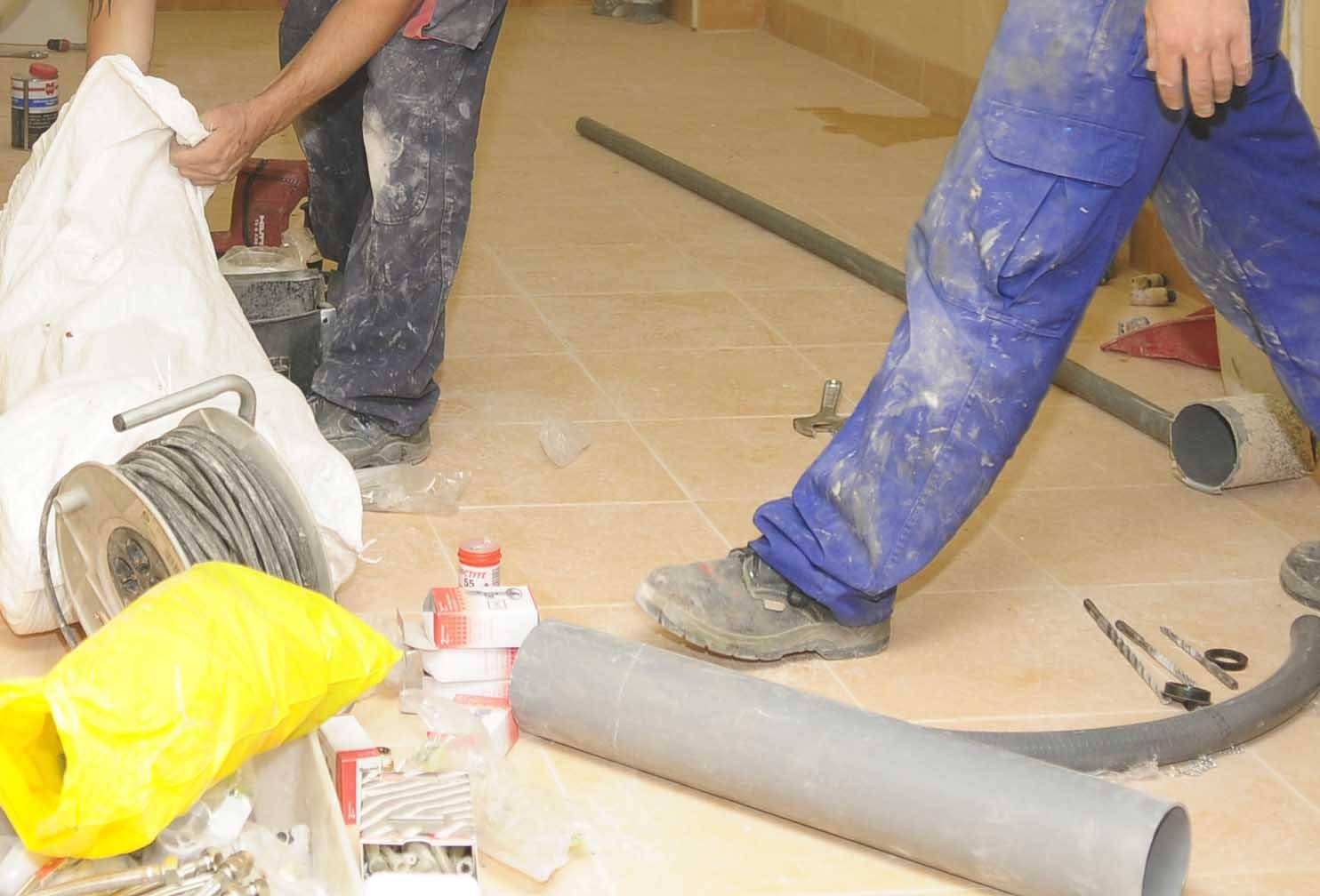 Inspecci n en reparaciones del hogar ayuntamiento de madrid for Empresas de reparaciones del hogar en madrid