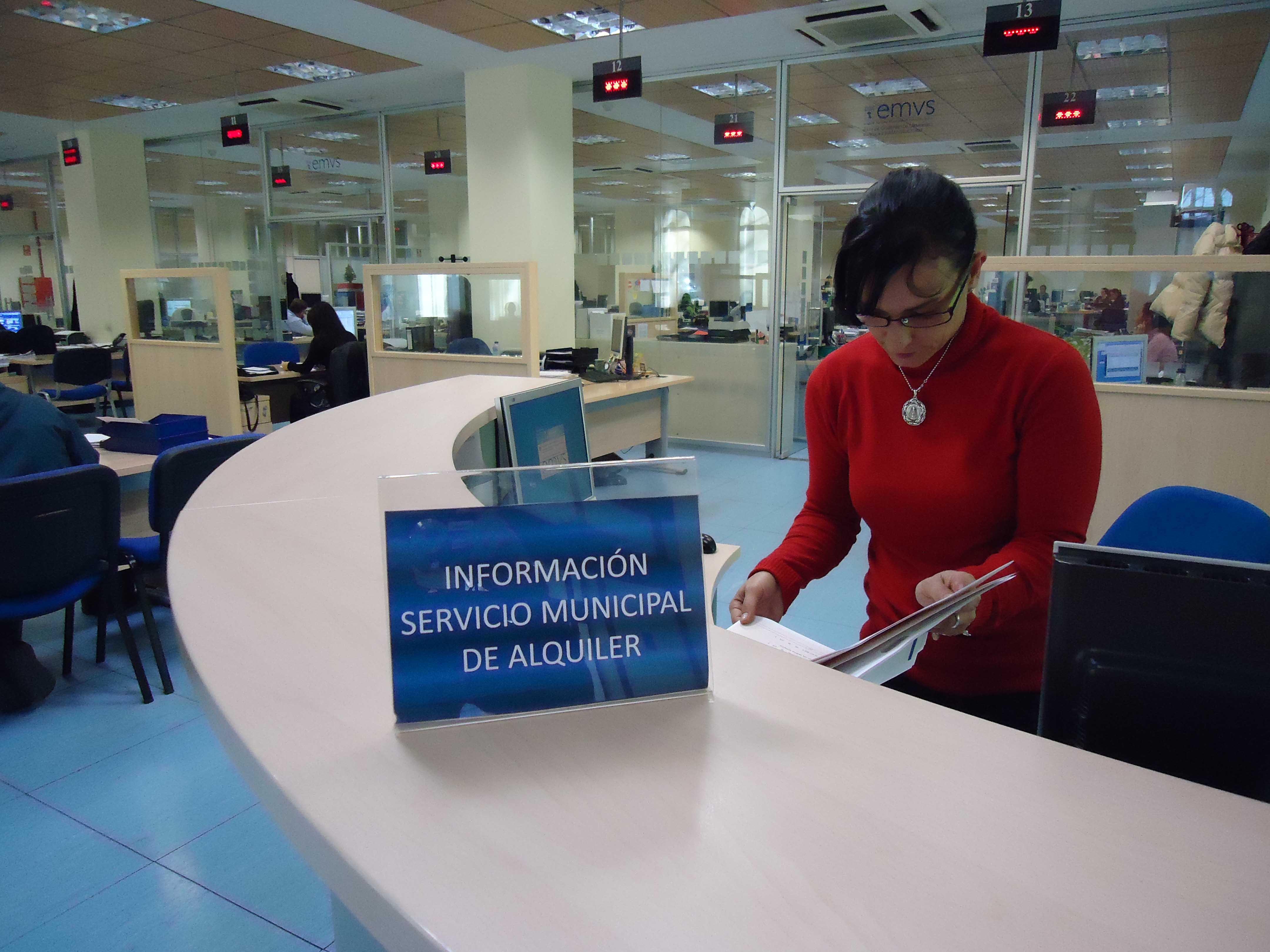 El servicio municipal de alquiler encuentra piso a personas ayuntamiento de madrid - Pisos para una persona madrid ...