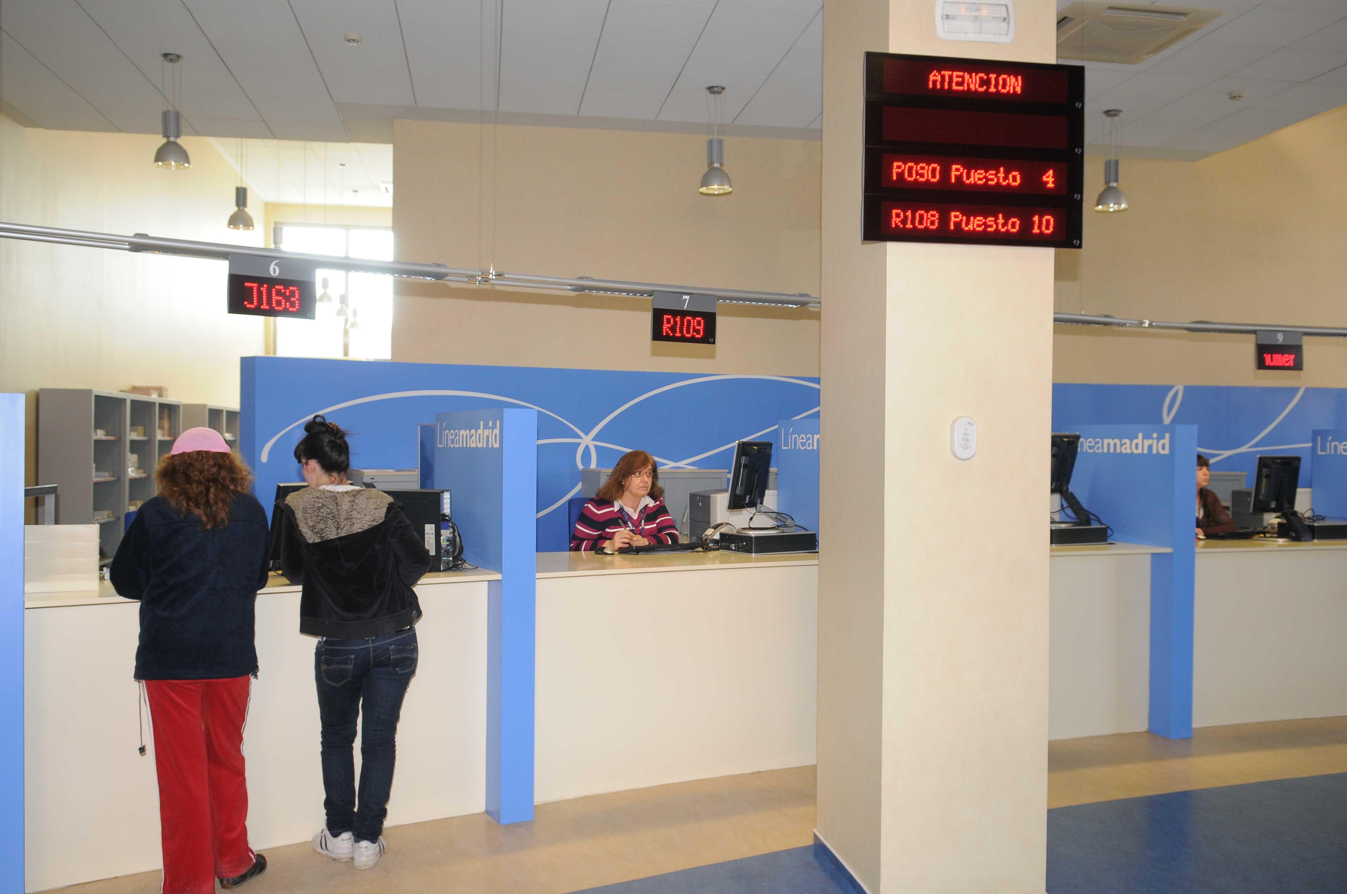 Nuevo horario de atenci n al ciudadano ayuntamiento de madrid - Horario oficina correos madrid ...