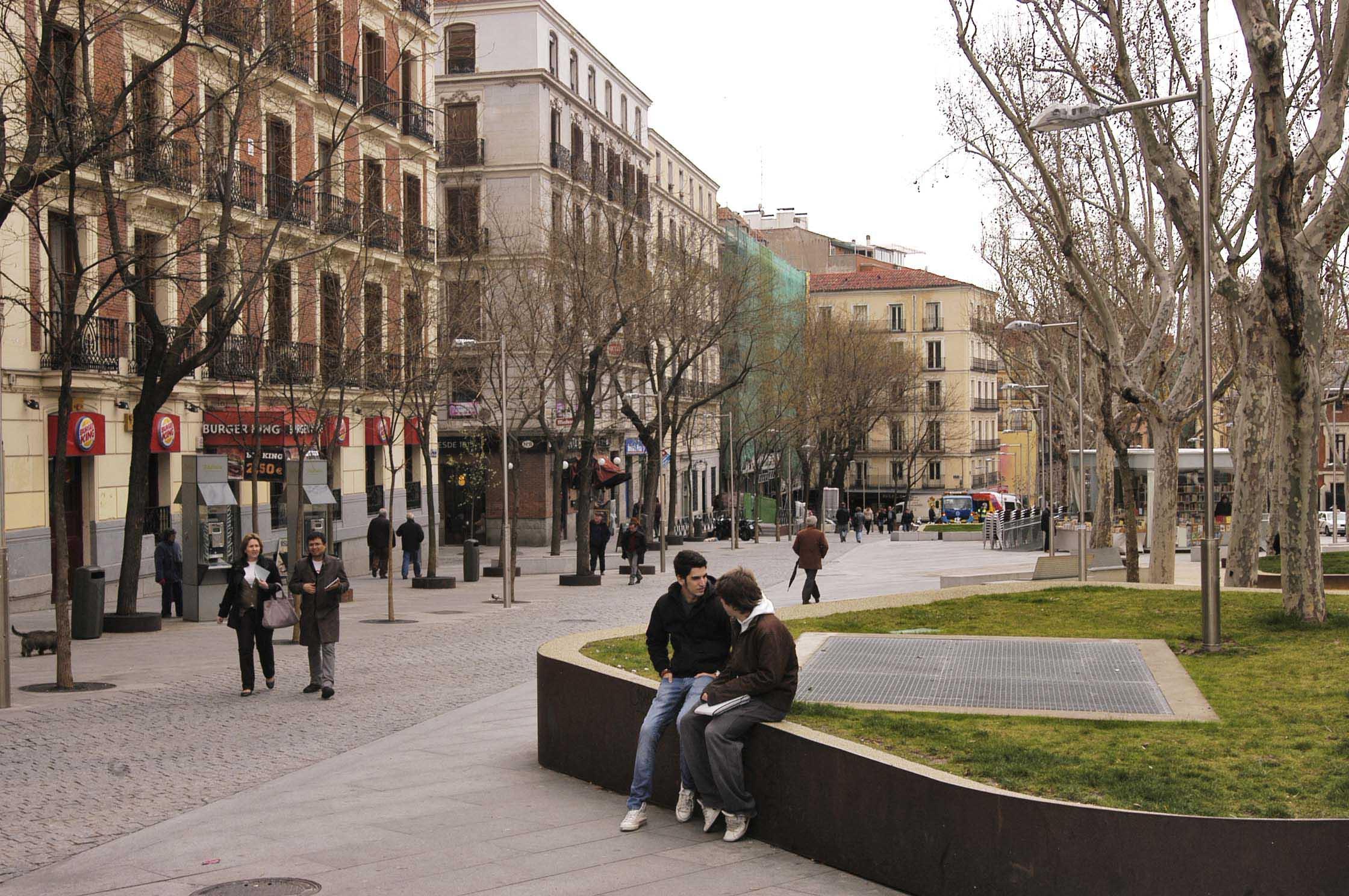 Nuevo galard n para el proyecto madrid centro - Centro historico de madrid ...