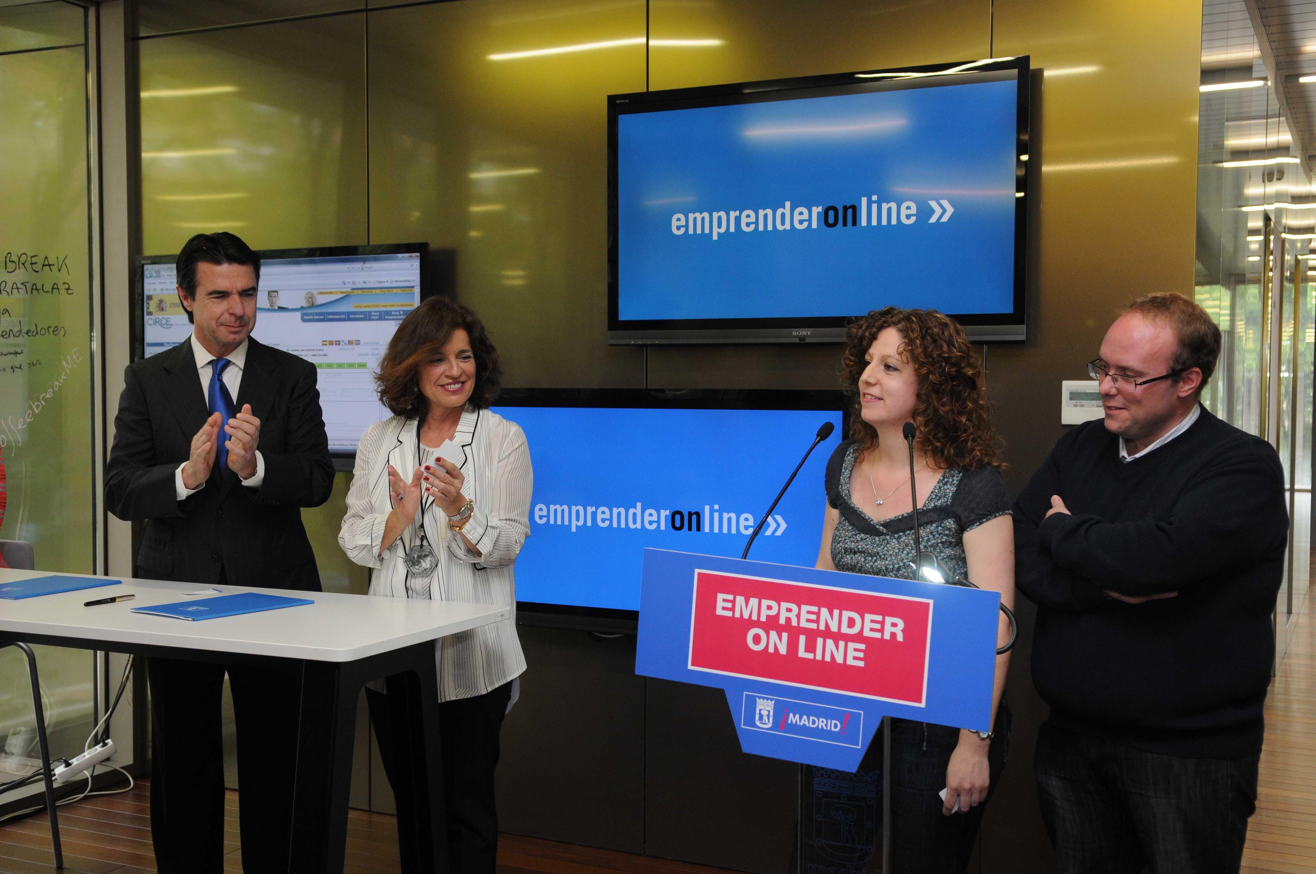 Madrid primera ciudad donde crear una empresa on line for Vivero online madrid