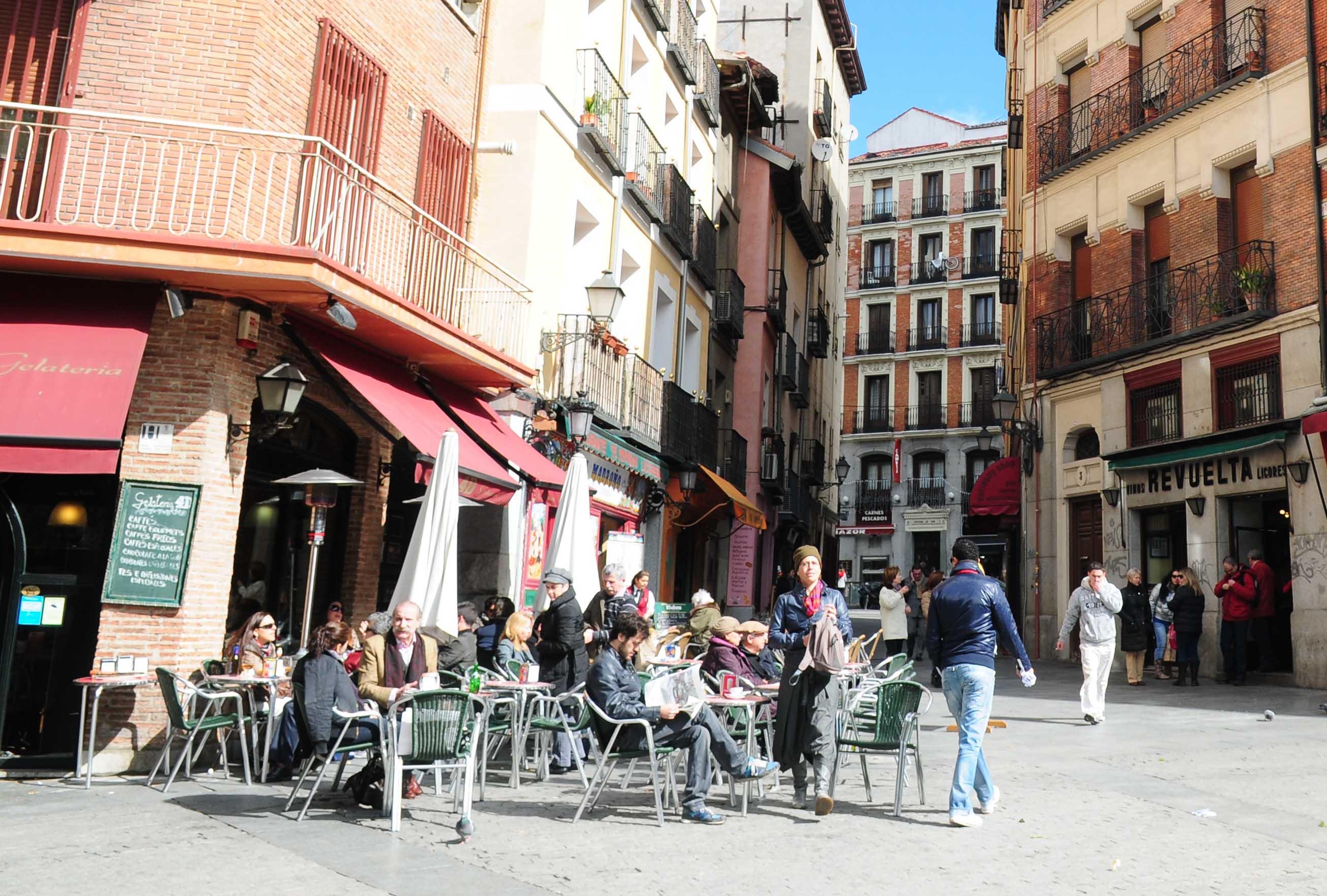 Nueva ordenanza de terrazas y quioscos ayuntamiento de for Terrazas madrid
