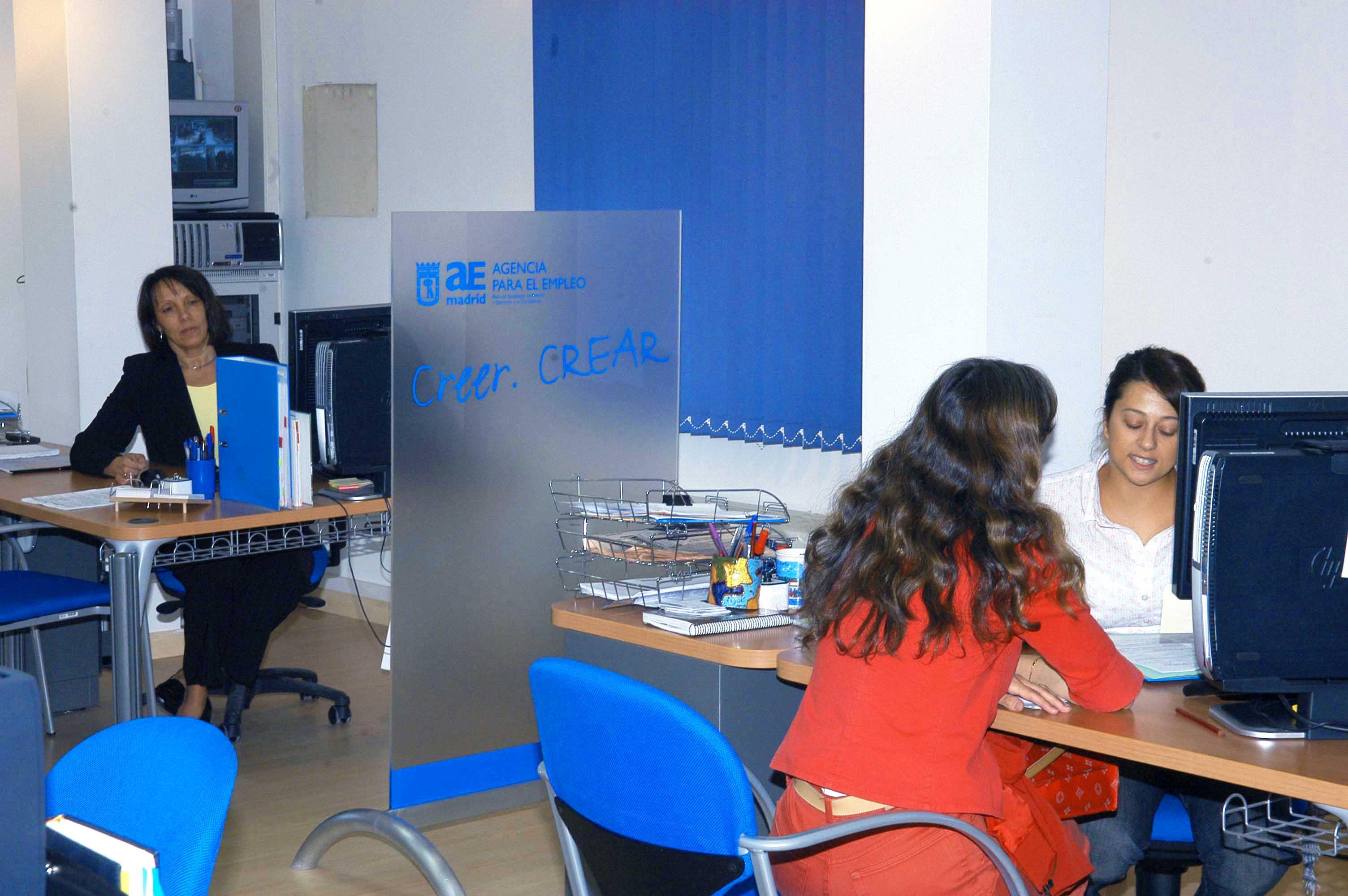 La agencia para el empleo sello de excelencia europeo for Agencia de empleo madrid servicio domestico