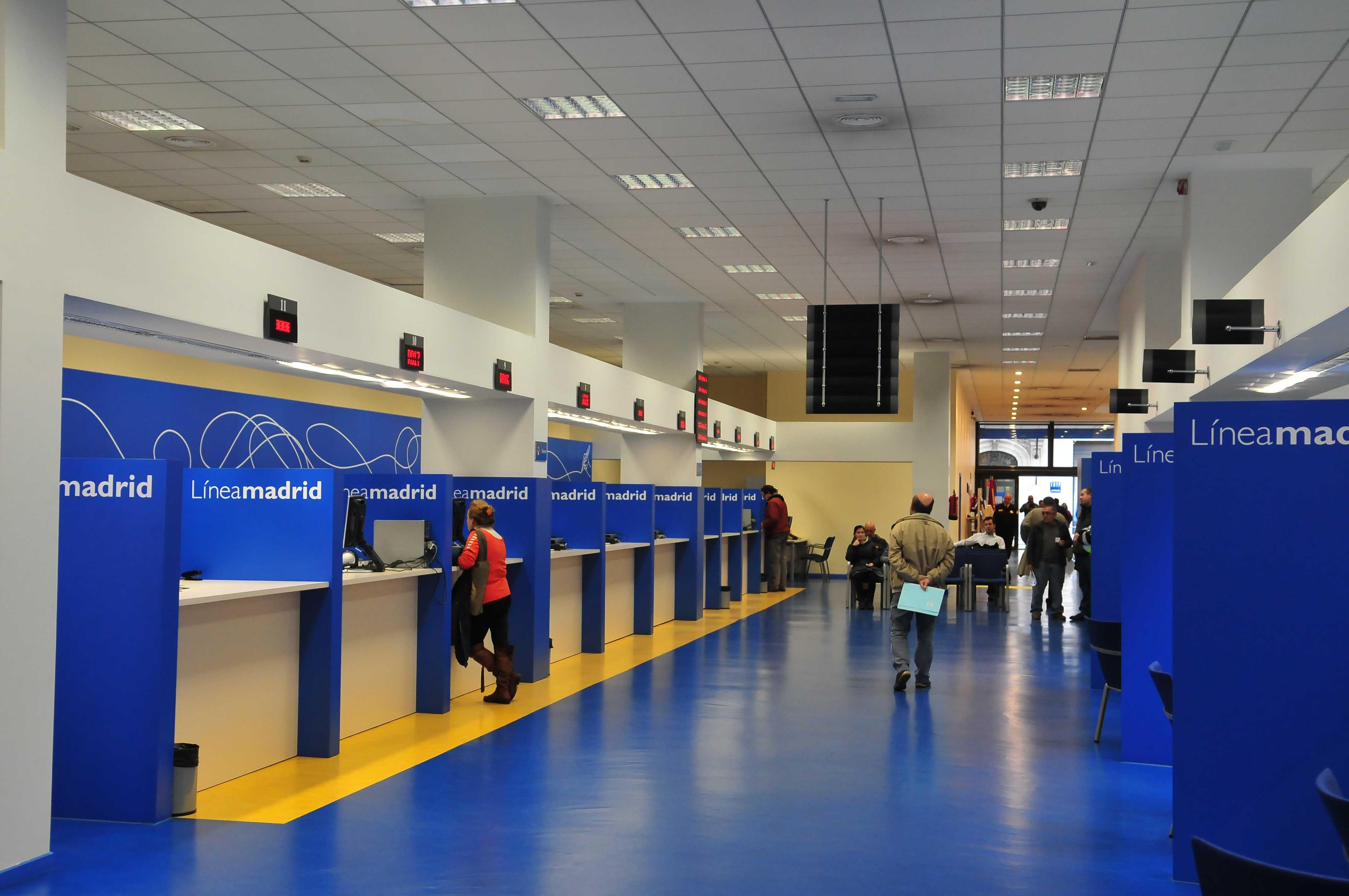 L nea madrid facilita el acceso a la carpeta del ciudadano for Oficina de atencion al ciudadano linea madrid