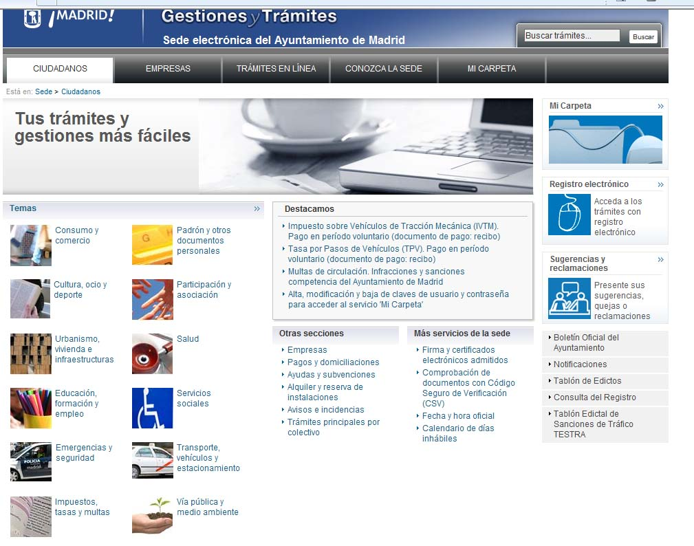 Exposici n del censo electoral ayuntamiento de madrid for Oficina del censo electoral