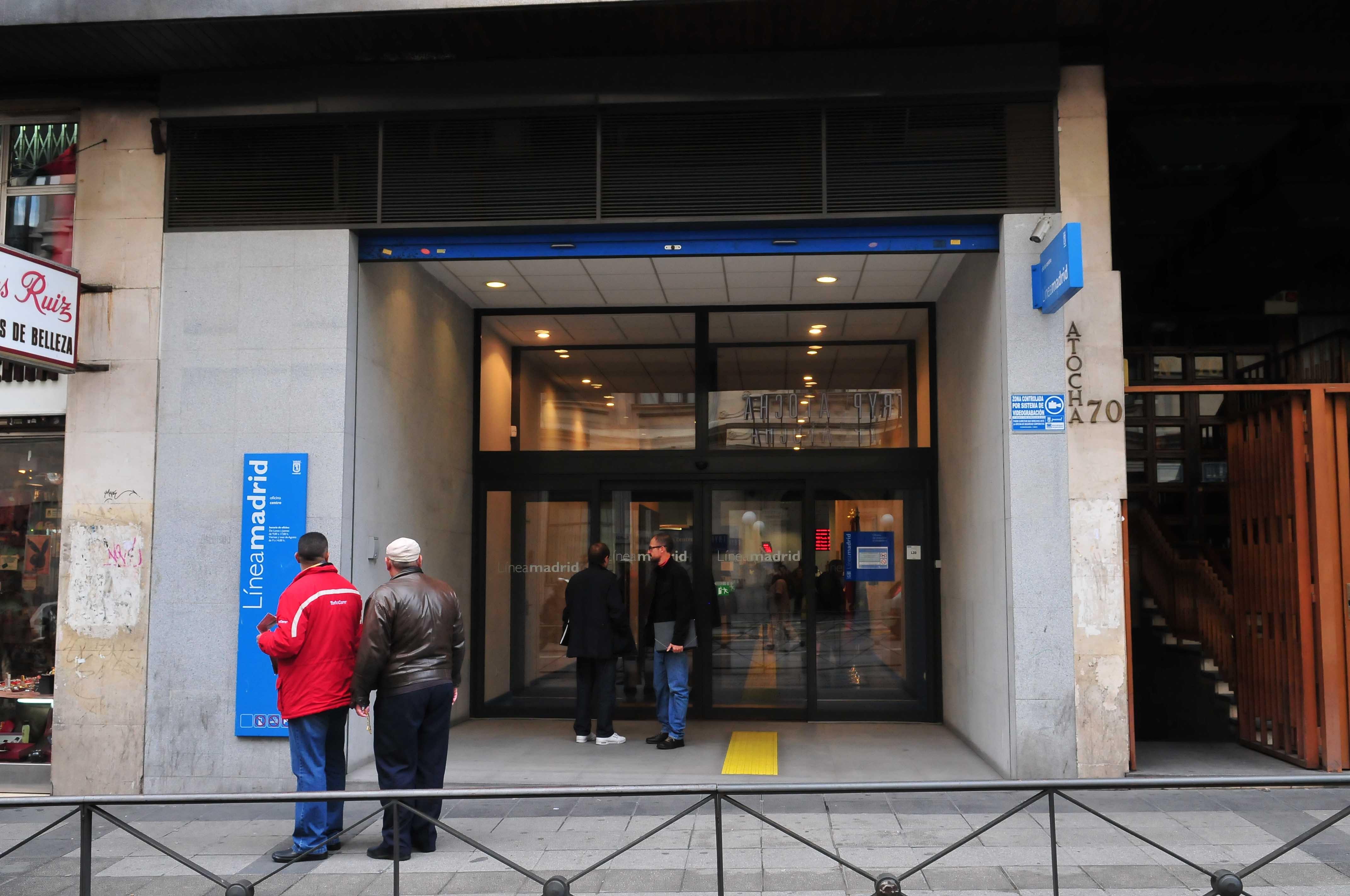 Los usuarios dan un notable a los tres canales de l nea madrid ayuntamiento de madrid - Oficinas de atencion a la ciudadania linea madrid ...