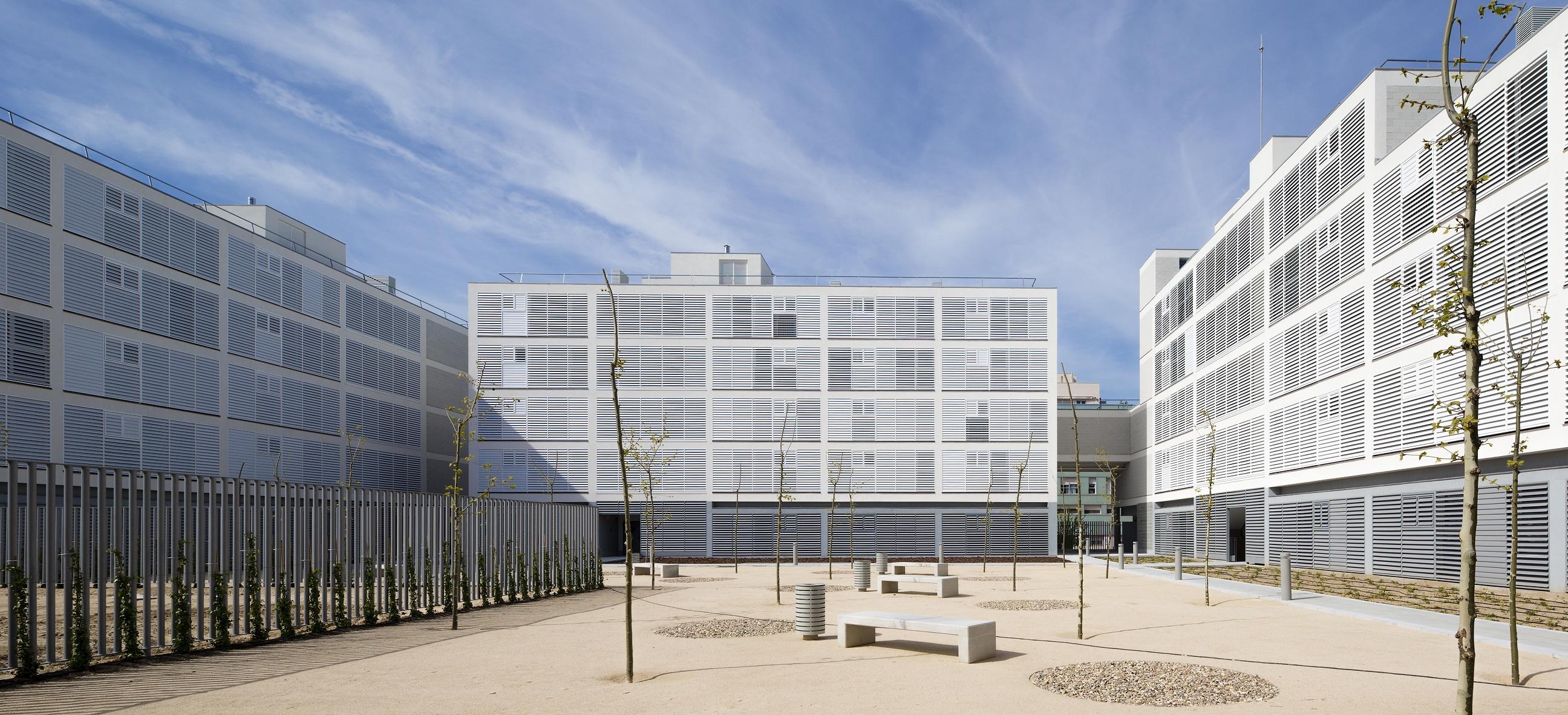 Los arquitectos premian dos edificios de la emvs ayuntamiento de madrid - Arquitectos madrid ...
