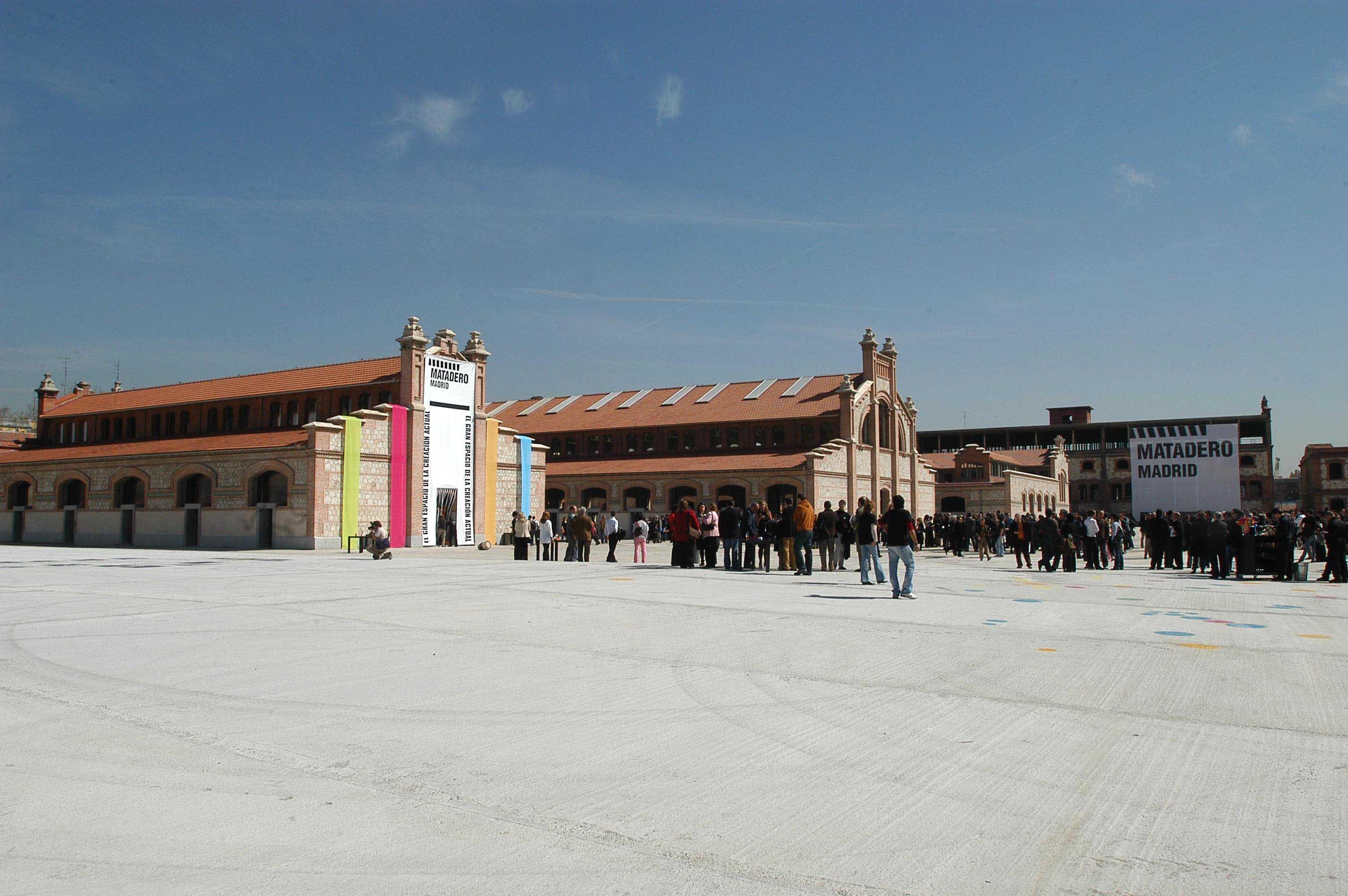 10 cosas que hacer con niños en Centro Cultural Matadero Madrid