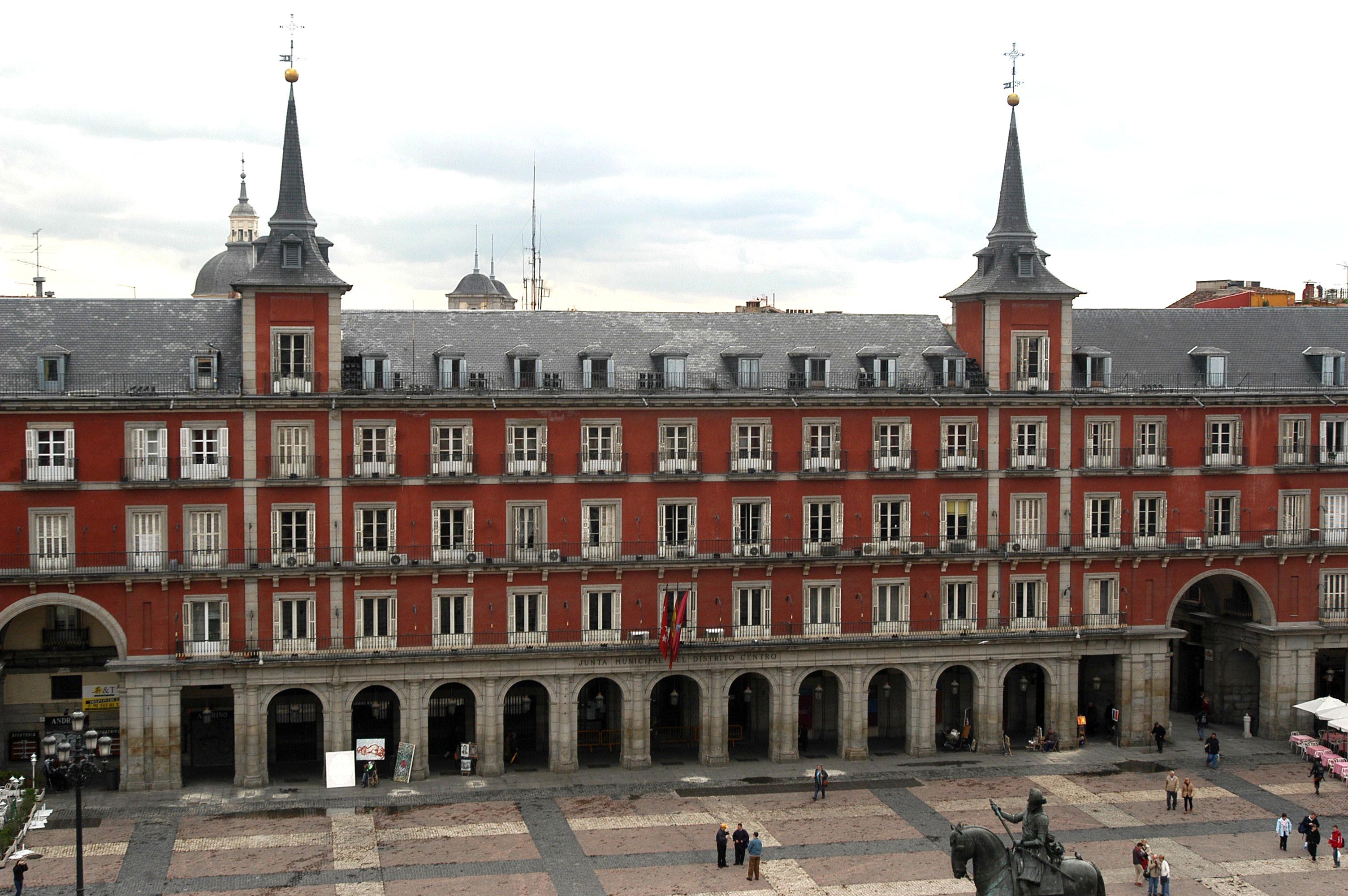 Abierto el plazo para el hotel en la casa de la carnicer a - Carniceria en madrid ...