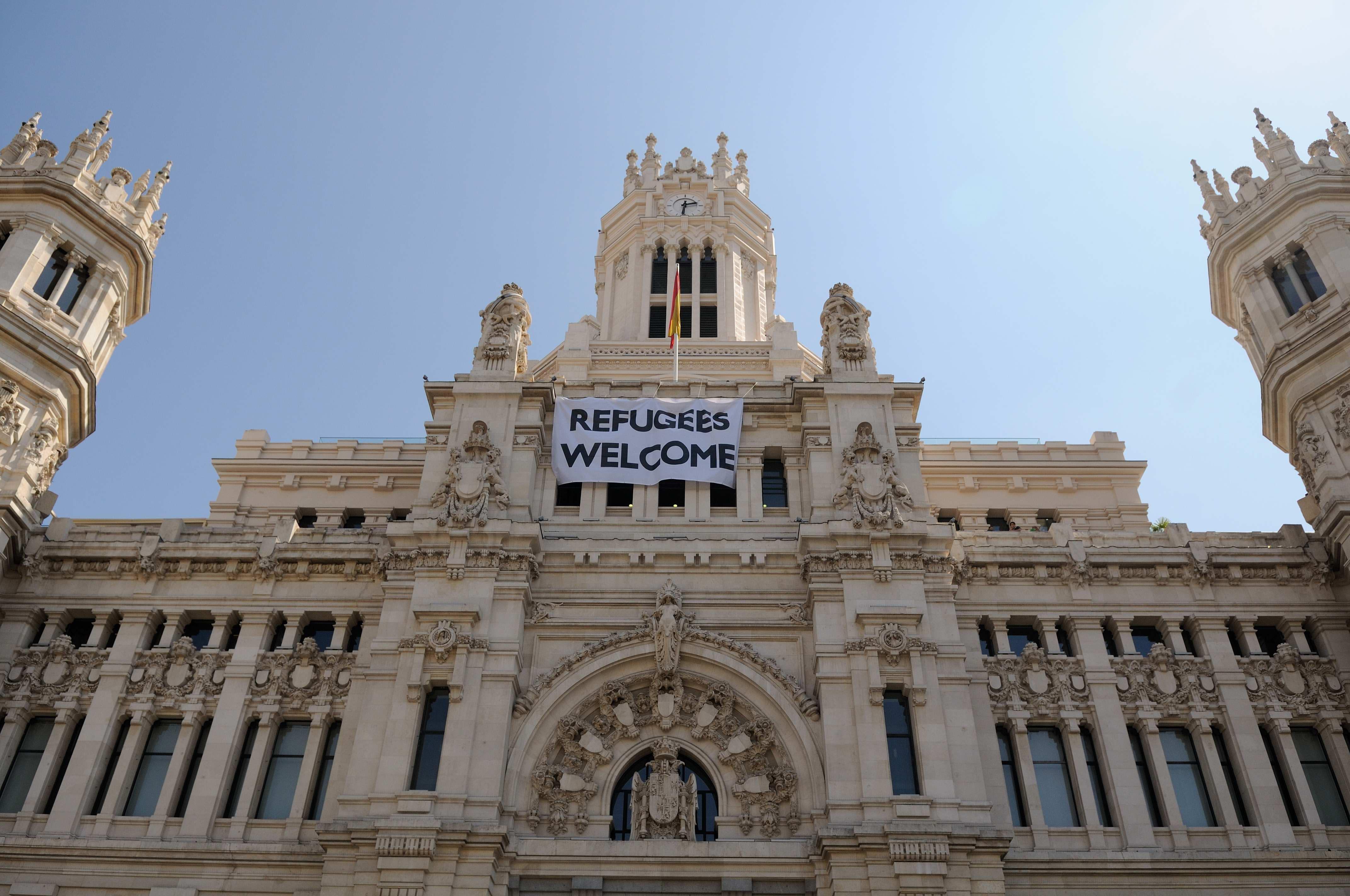 Madrid con los refugiados ayuntamiento de madrid - Casarse ayuntamiento madrid ...