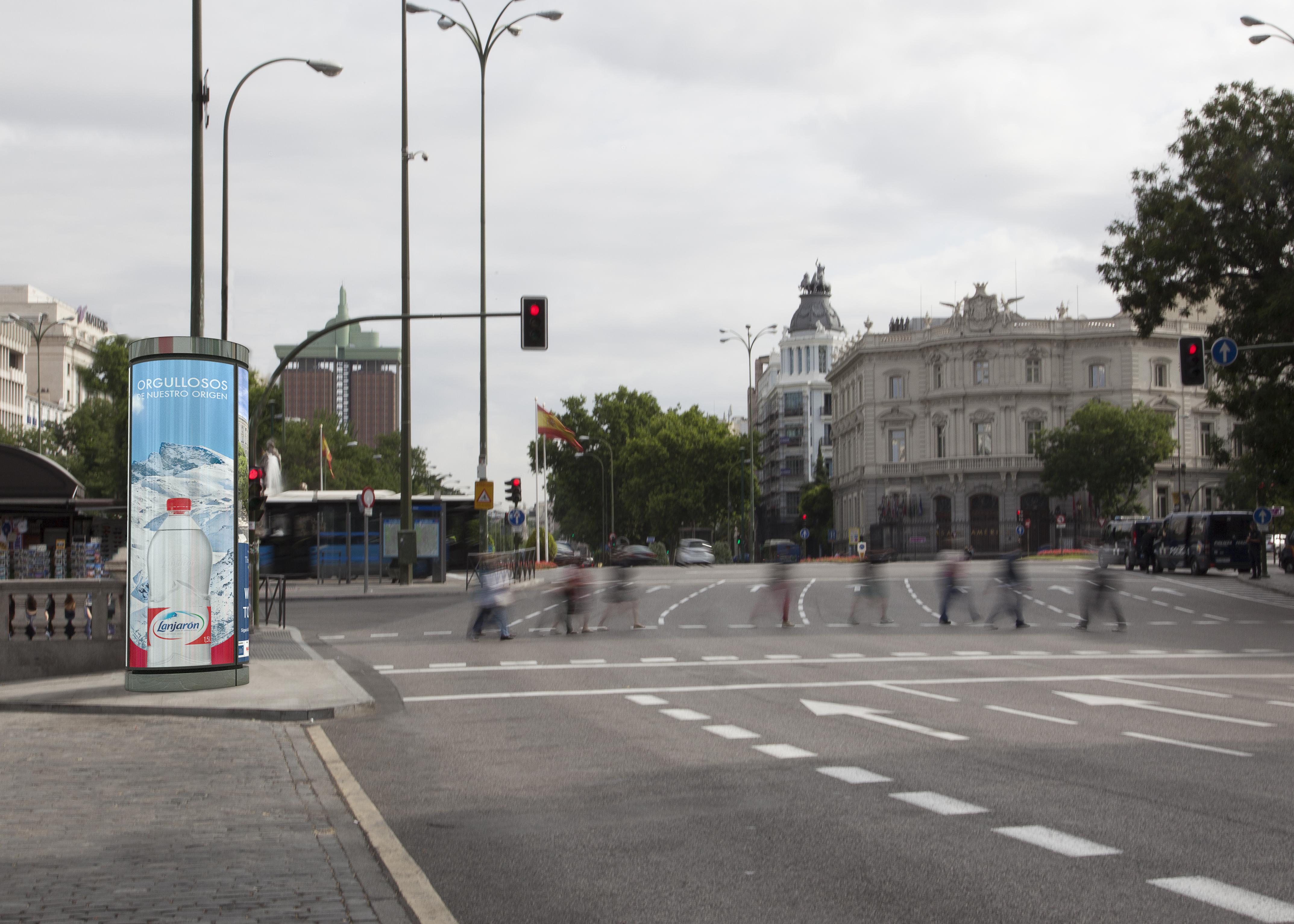 Madrid estrenar nuevo mobiliario urbano ayuntamiento de - Mobiliario urbano madrid ...