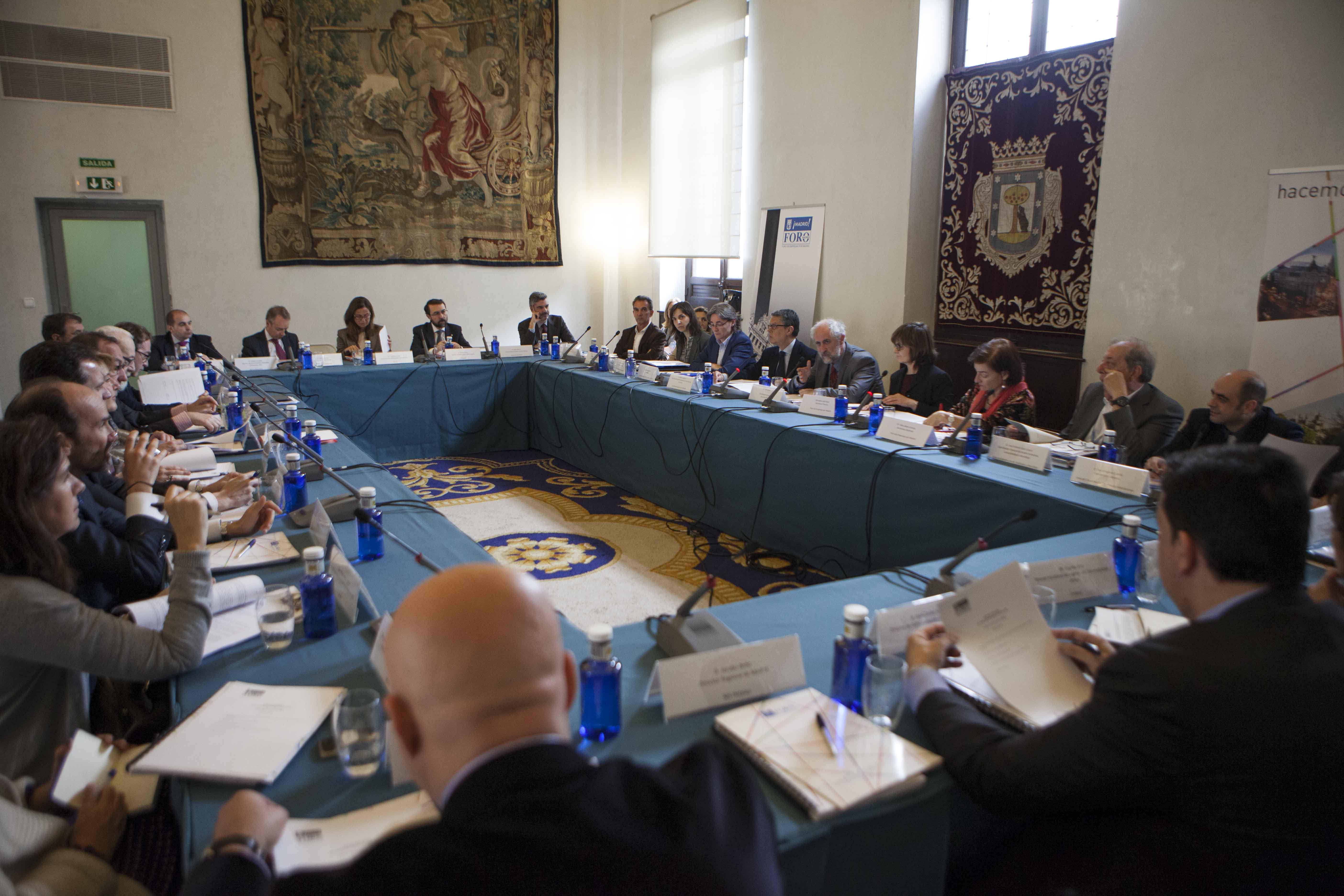 El foro de empresas por madrid aprueba 25 proyectos a - Empresas interiorismo madrid ...