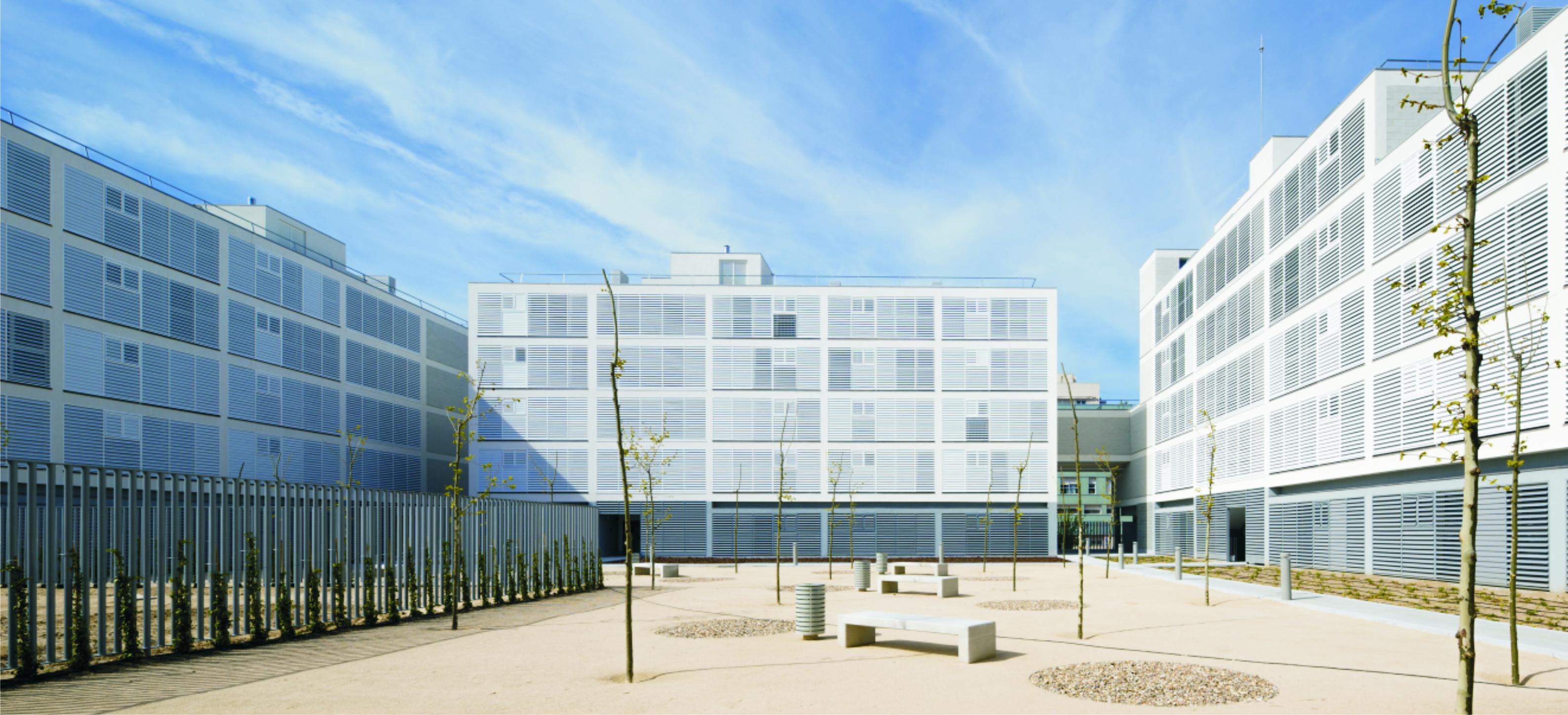 La promoci n vallecas 69 premio de la bienal espa ola de for Arquitectura 20 madrid