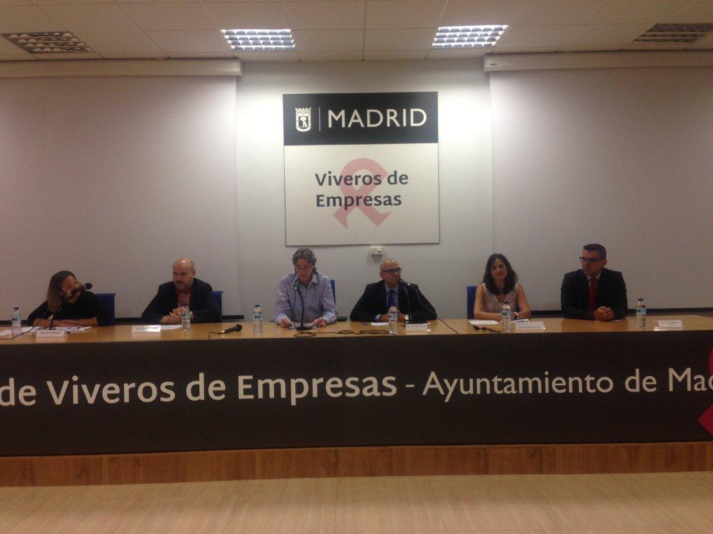 Discapacidad vs emprendimiento curso en el vivero de for Viveros de madrid