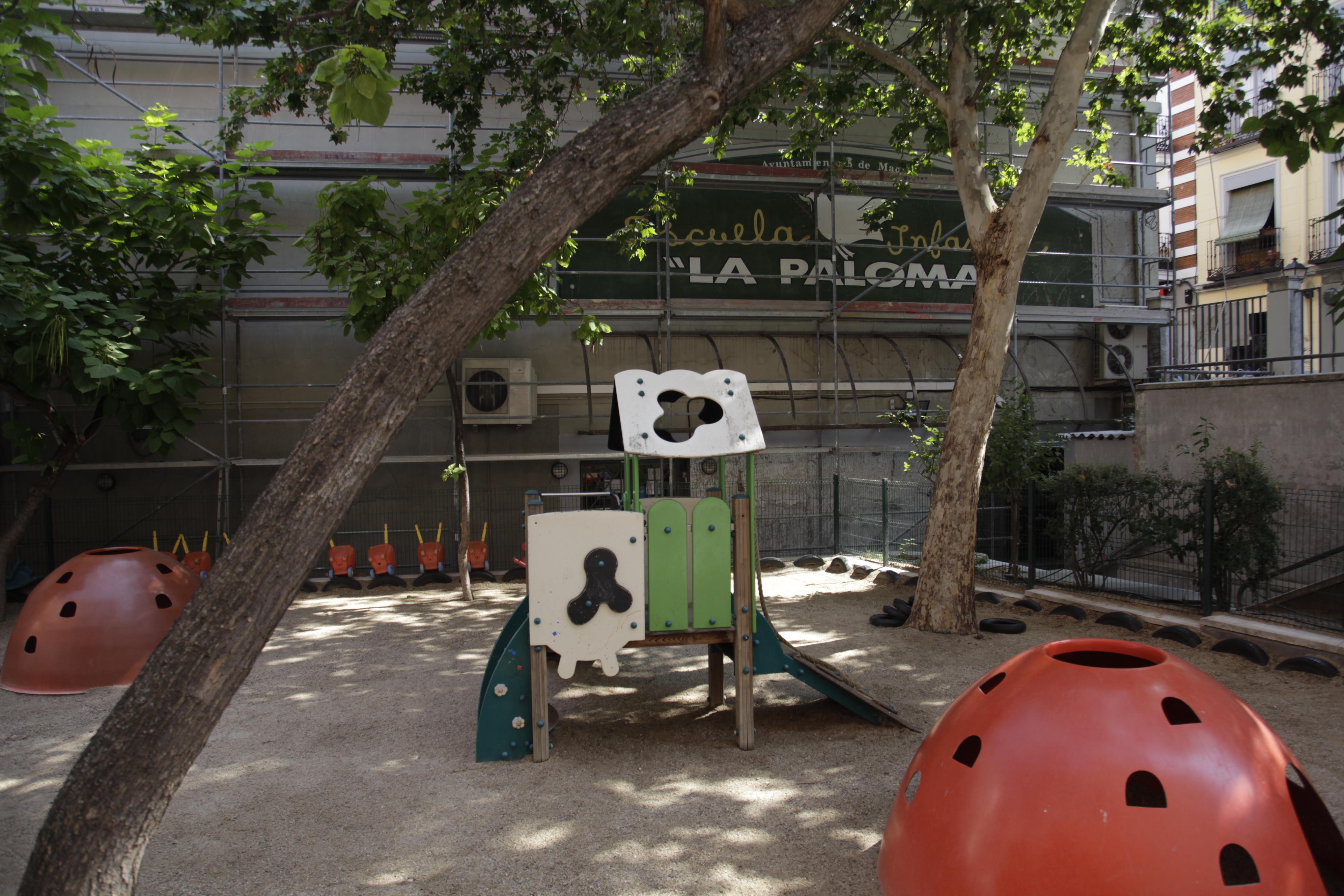 """Escuela Infantil """"La Paloma"""""""