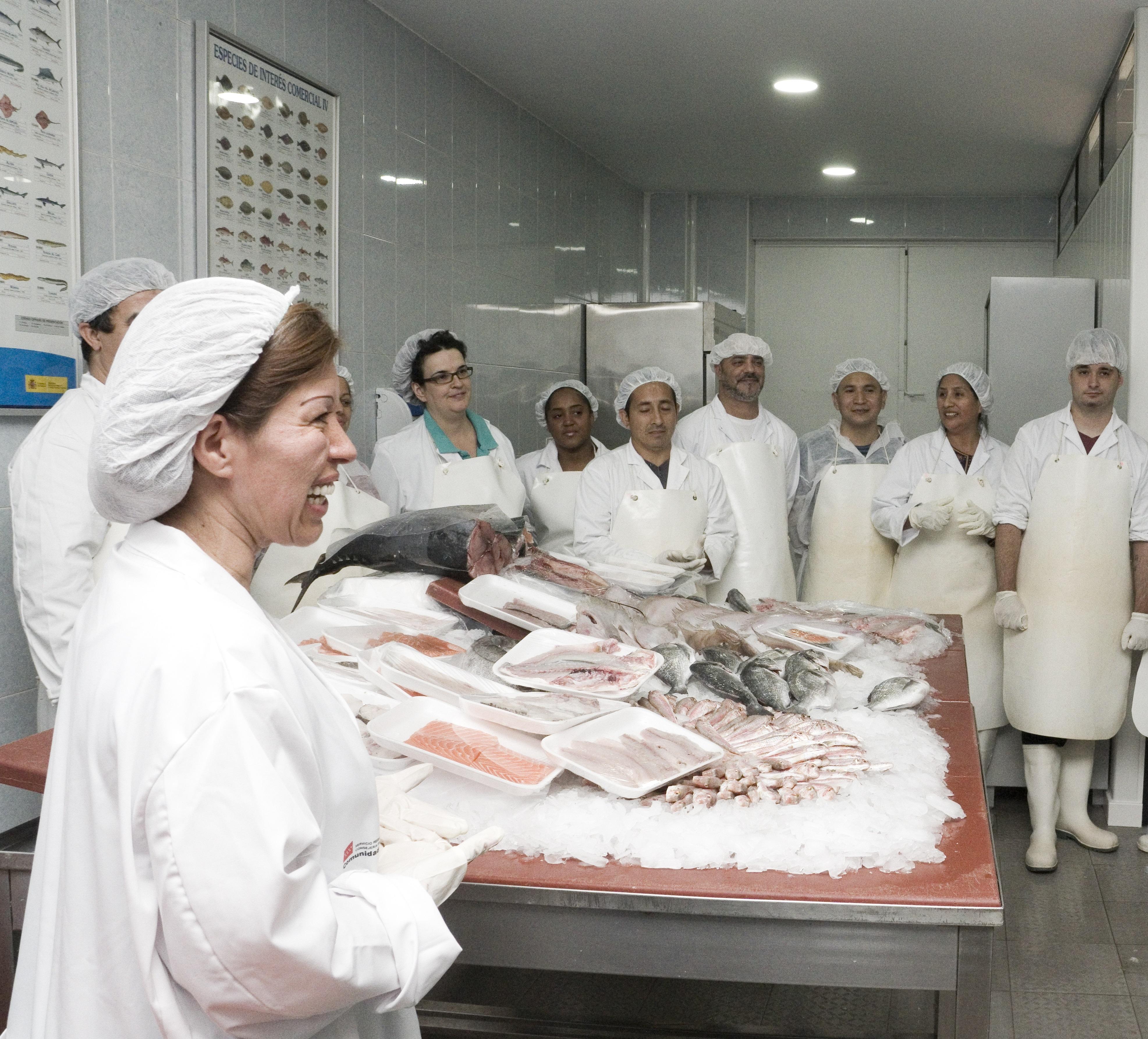 Cursos especializados en el centro de formaci n de - Carniceria en madrid ...