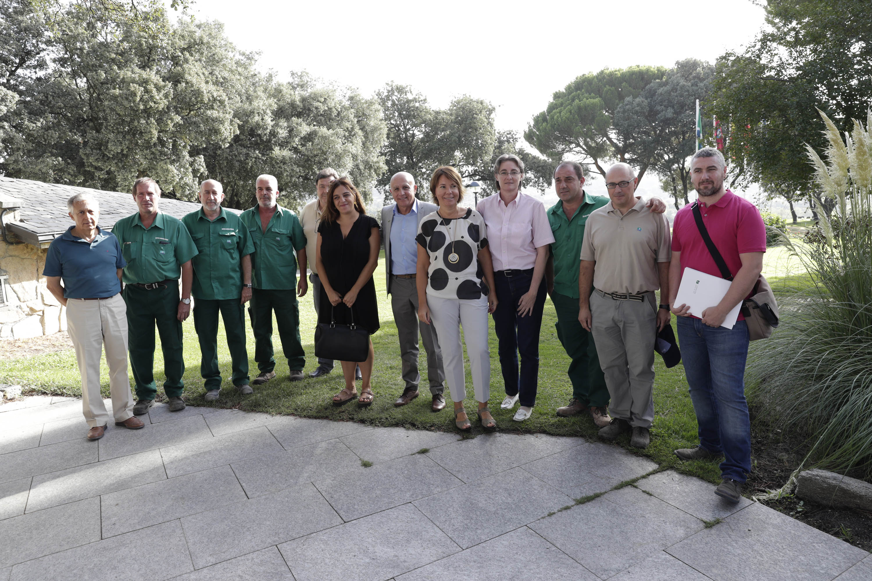 Taller de empleo y formaci n en jardiner a para personas - Trabajo jardineria madrid ...