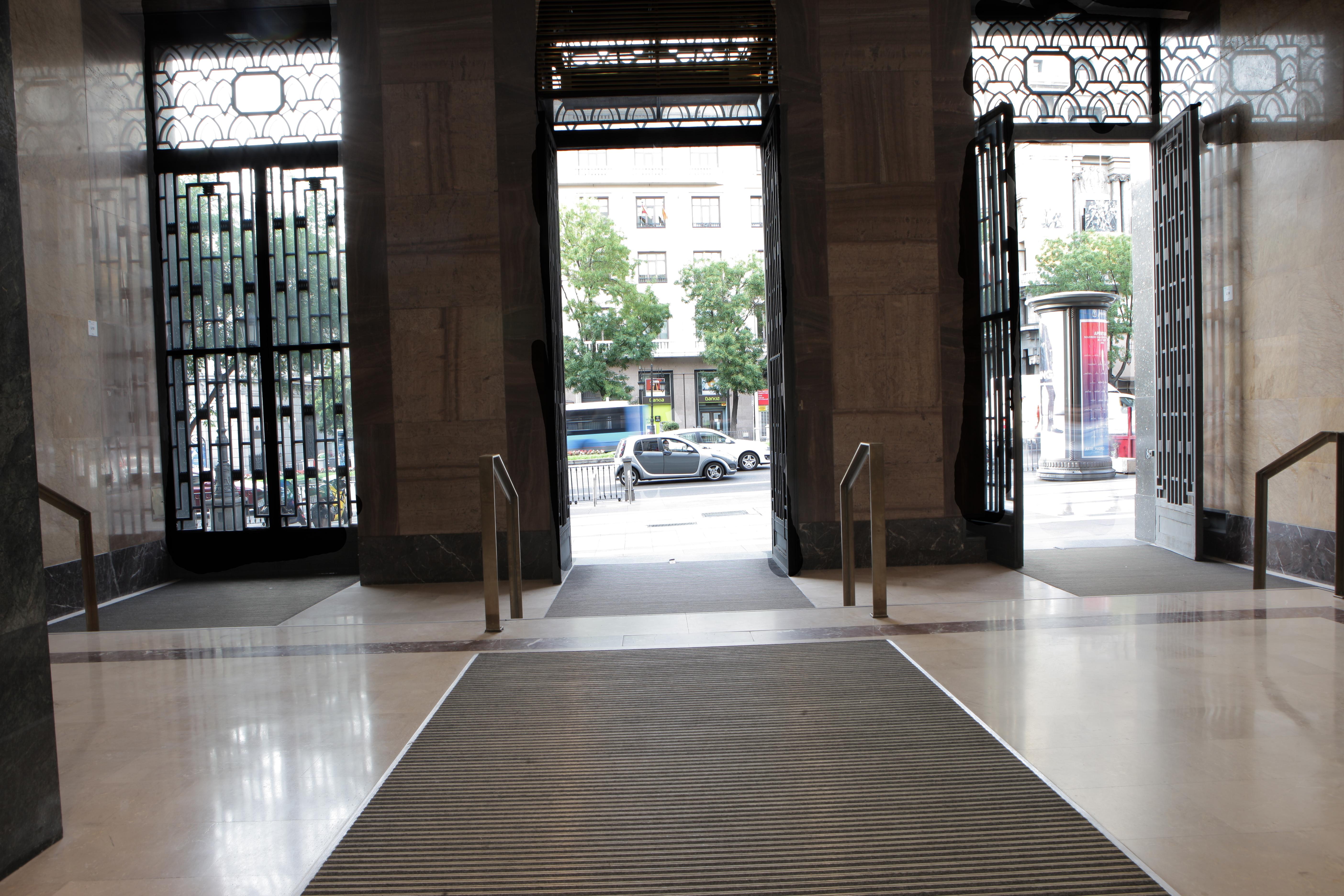 El edificio de econom a y hacienda vuelve a ser patrimonio for Ayuntamiento de madrid oficina de atencion integral al contribuyente