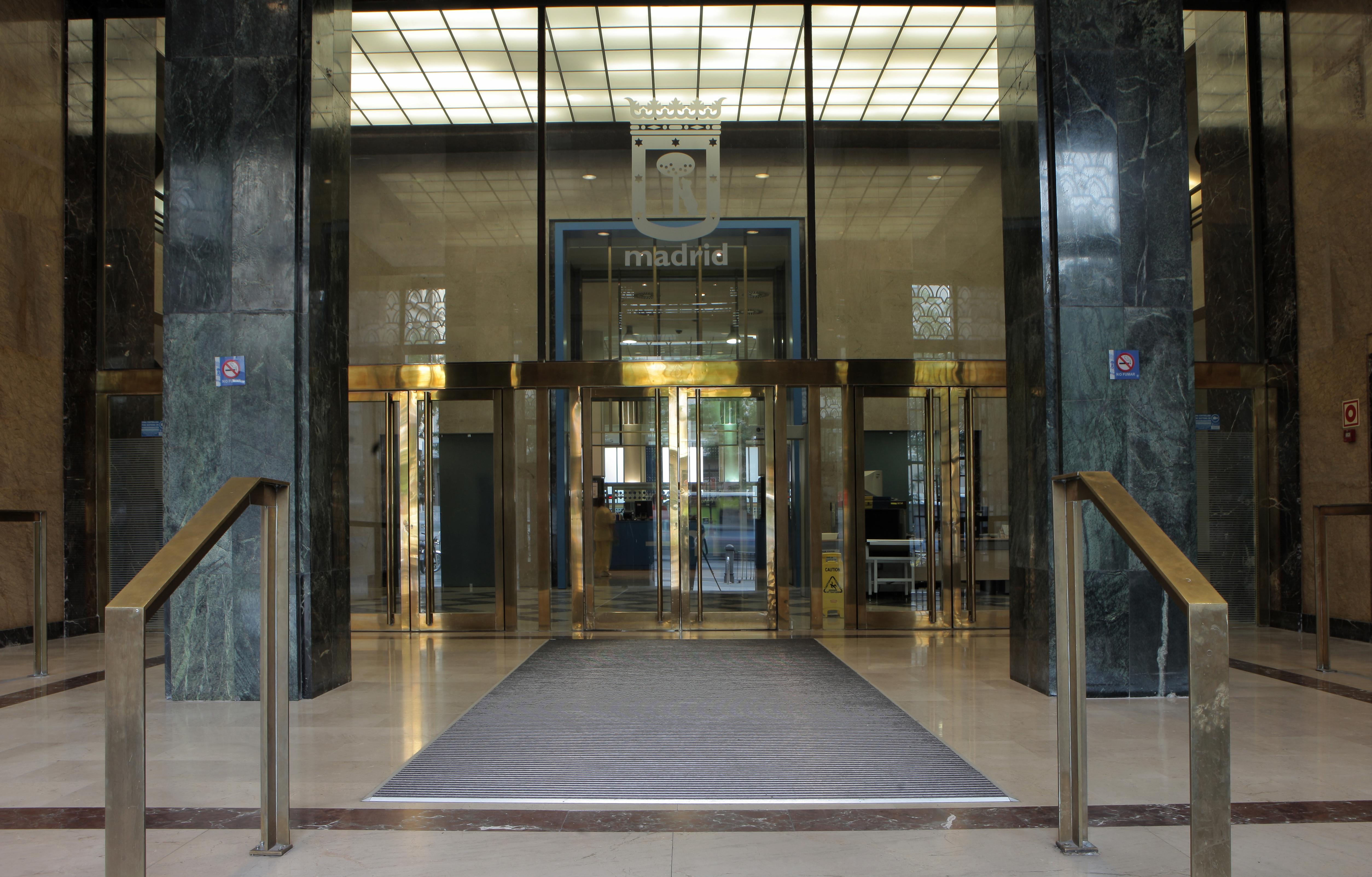 El edificio de econom a y hacienda vuelve a ser patrimonio municipal ayuntamiento de madrid - Oficina hacienda madrid ...