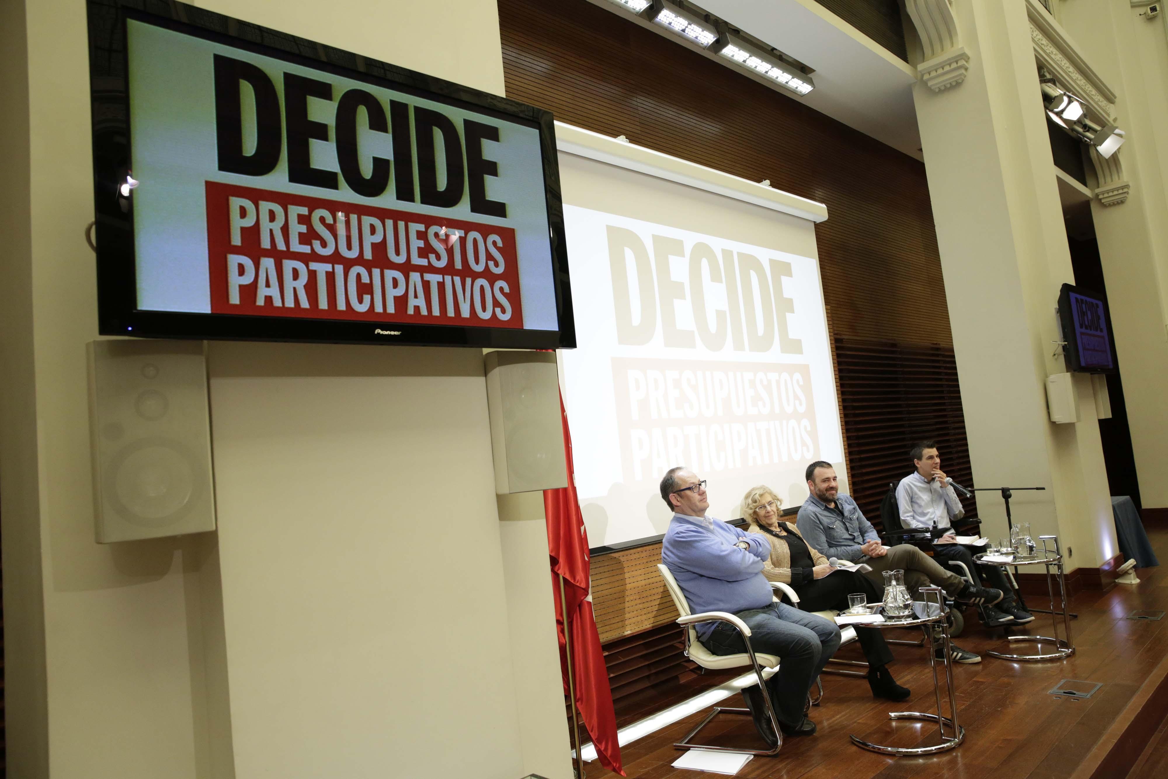 Presupuestos participativos 2017, una oportunidad de proponer mejoras para Chueca