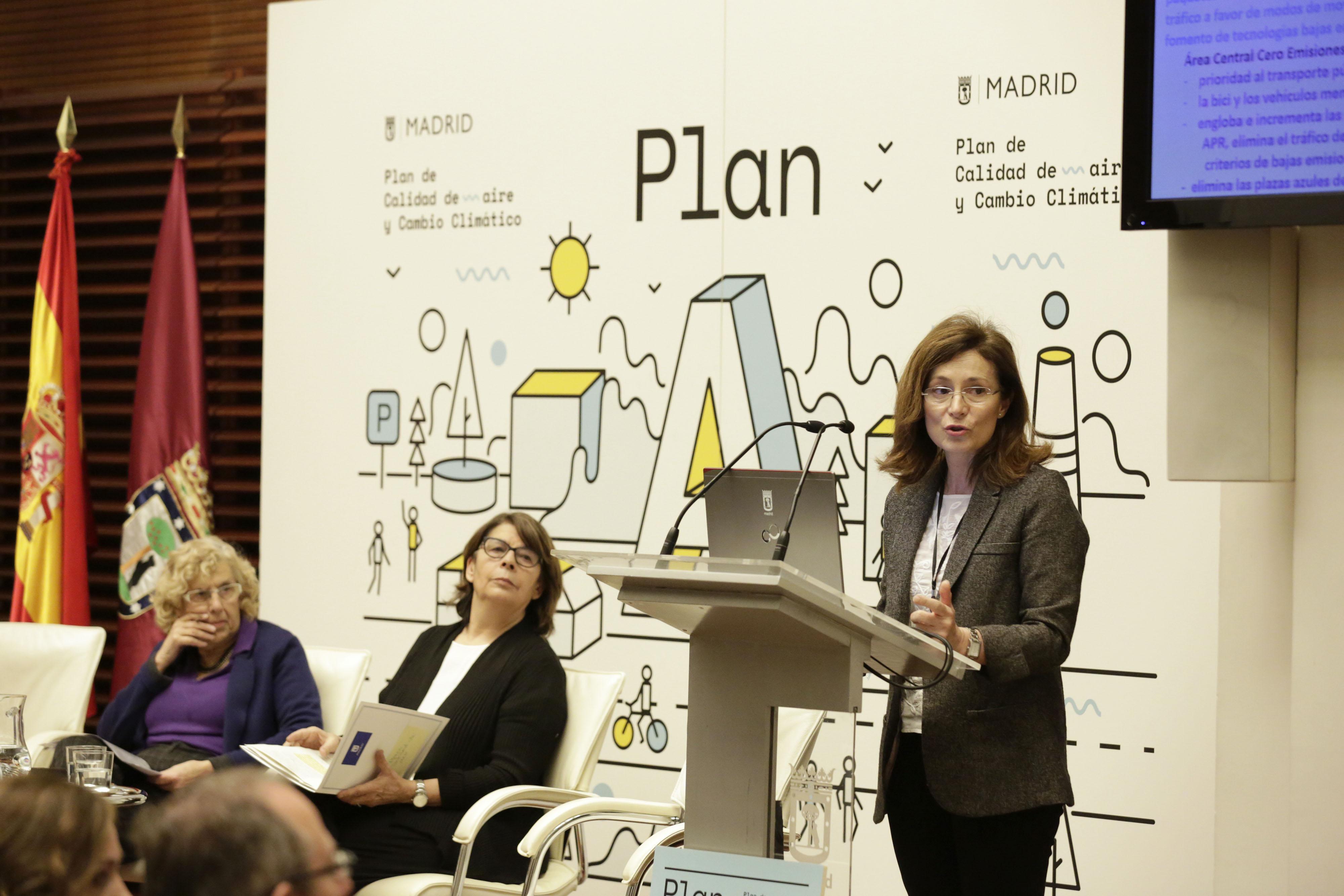 El plan a incluye 30 medidas para reducir la contaminaci n for Banes planning