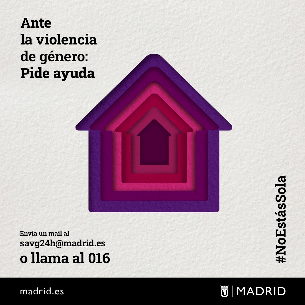 mujeres victimas de la violencia de genero en madrid