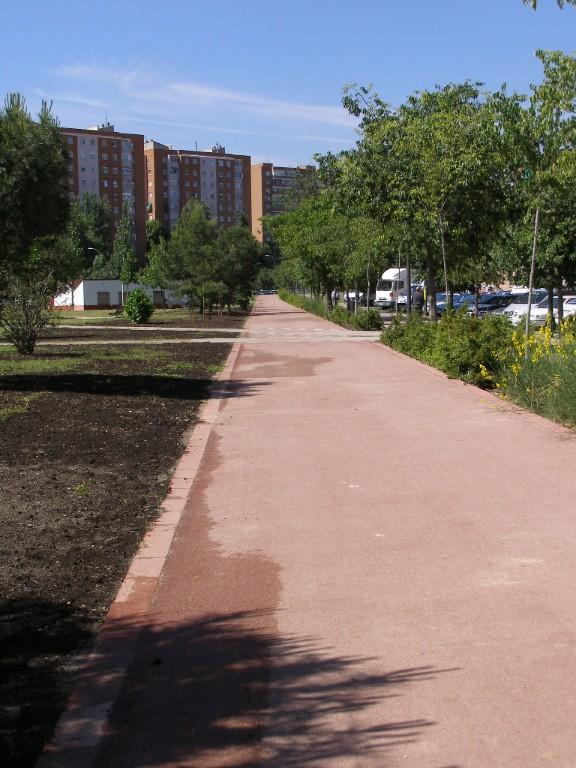 Subtramo iii d ayuntamiento de madrid - Anillo verde ciclista madrid mapa ...