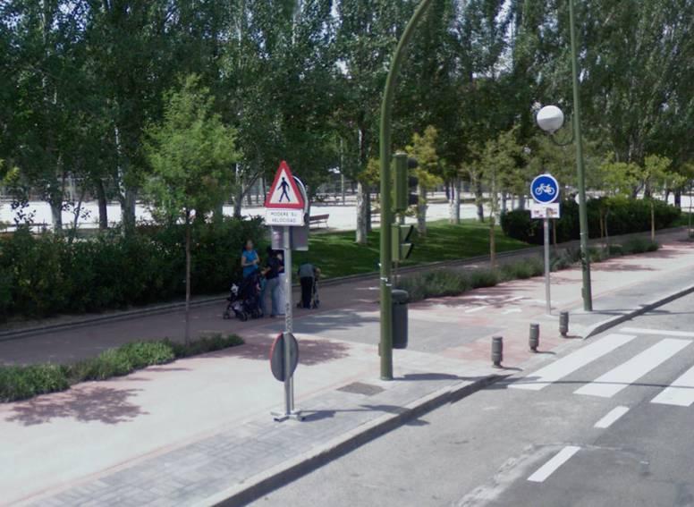 Subtramo iv d ayuntamiento de madrid - Anillo verde ciclista madrid mapa ...
