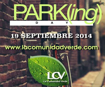Parking Day. Semana europea 2014