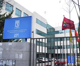 Oficina de informaci n y tr mites de multas de circulaci n ayuntamiento de madrid - Oficinas de atencion a la ciudadania linea madrid ...