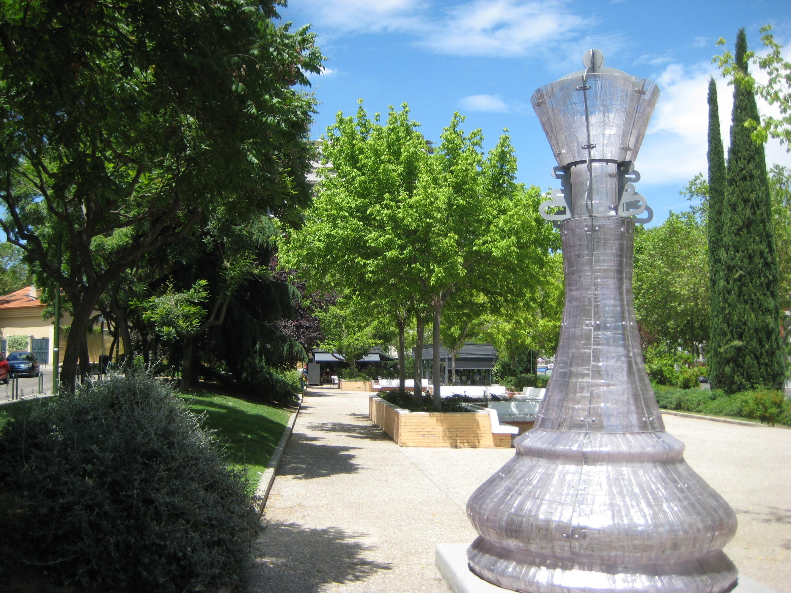 Jardines de pablo soroz bal ayuntamiento de madrid for Limpieza de jardines madrid