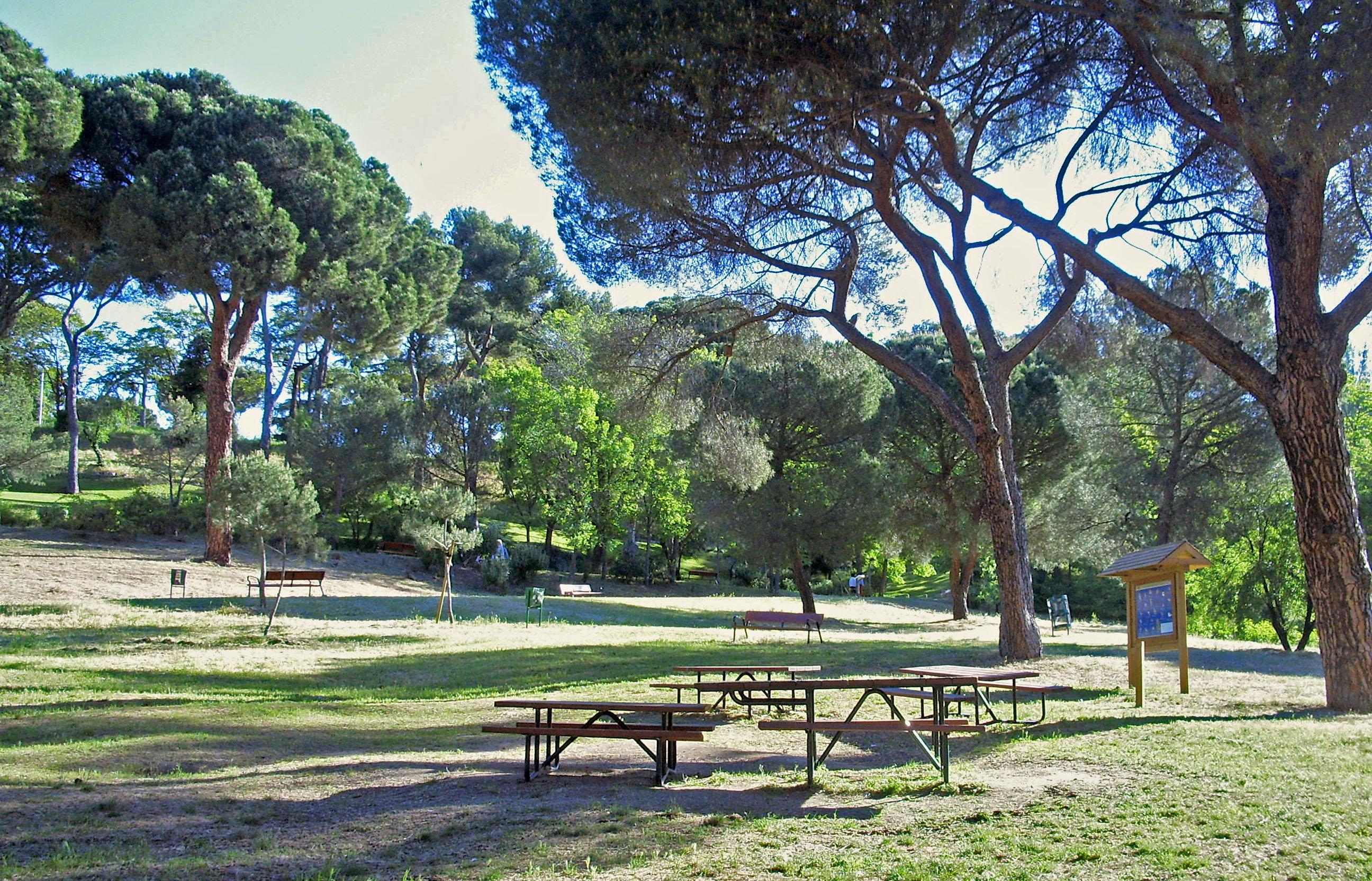 parques y jardines ayuntamiento de madrid